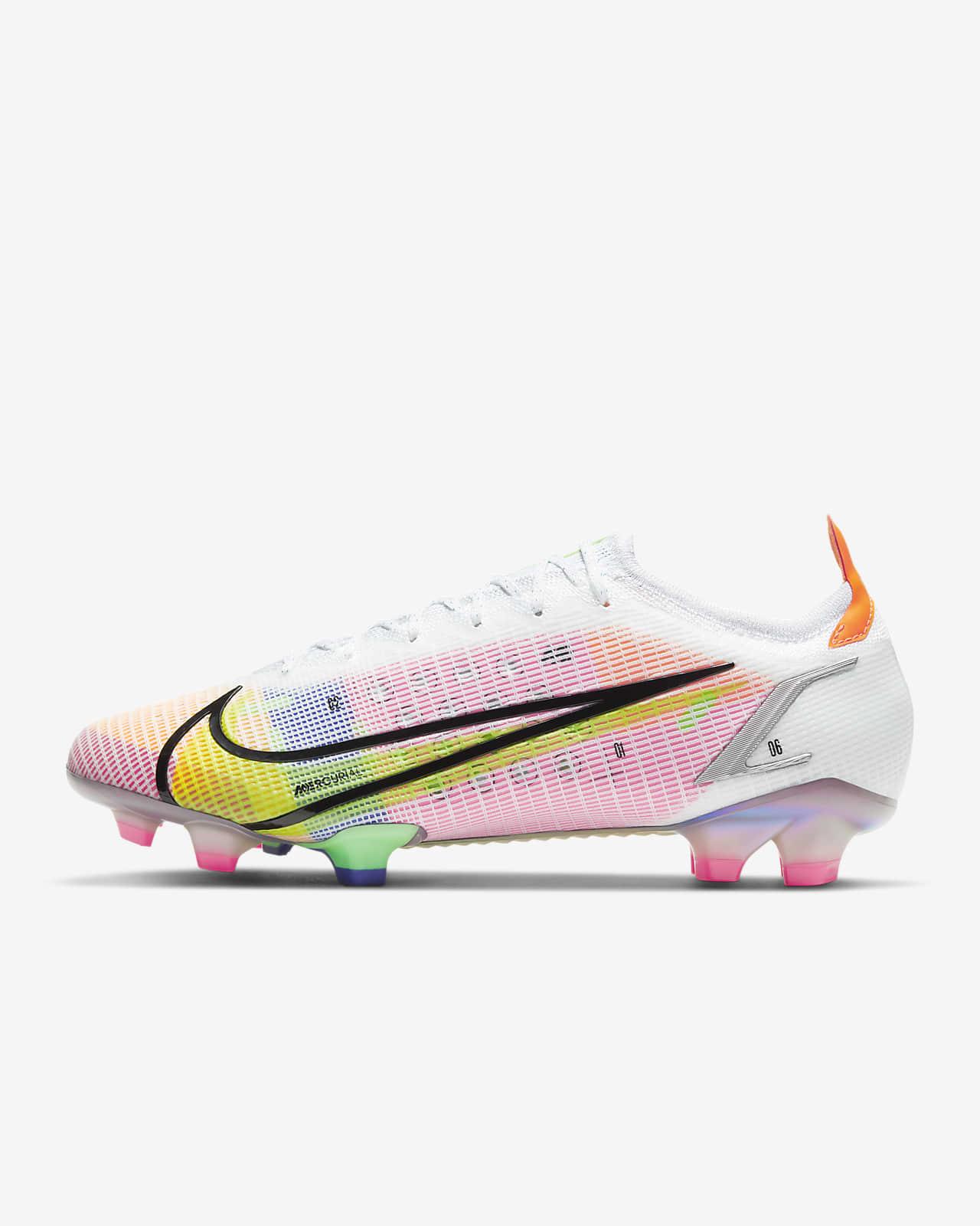Fotbollssko för gräs Nike Mercurial Vapor 14 Elite FG