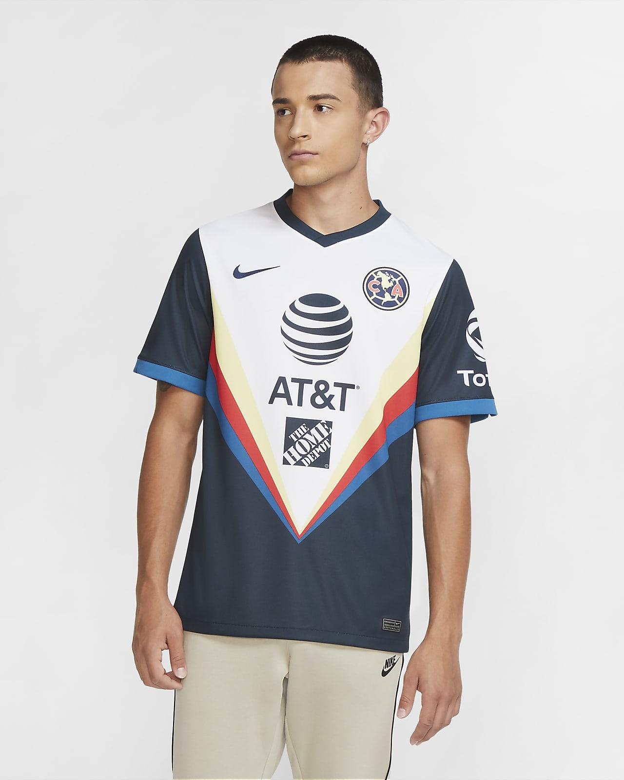 Club América 2020/21 Stadium Away Men's Soccer Jersey