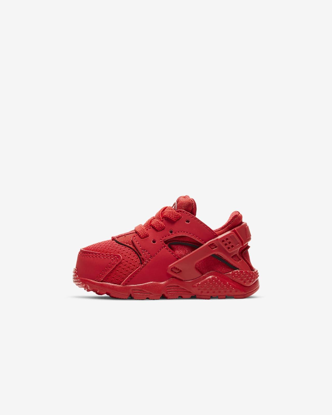 ir al trabajo Novia Persistencia  Nike Huarache Run Baby/Toddler Shoe. Nike.com
