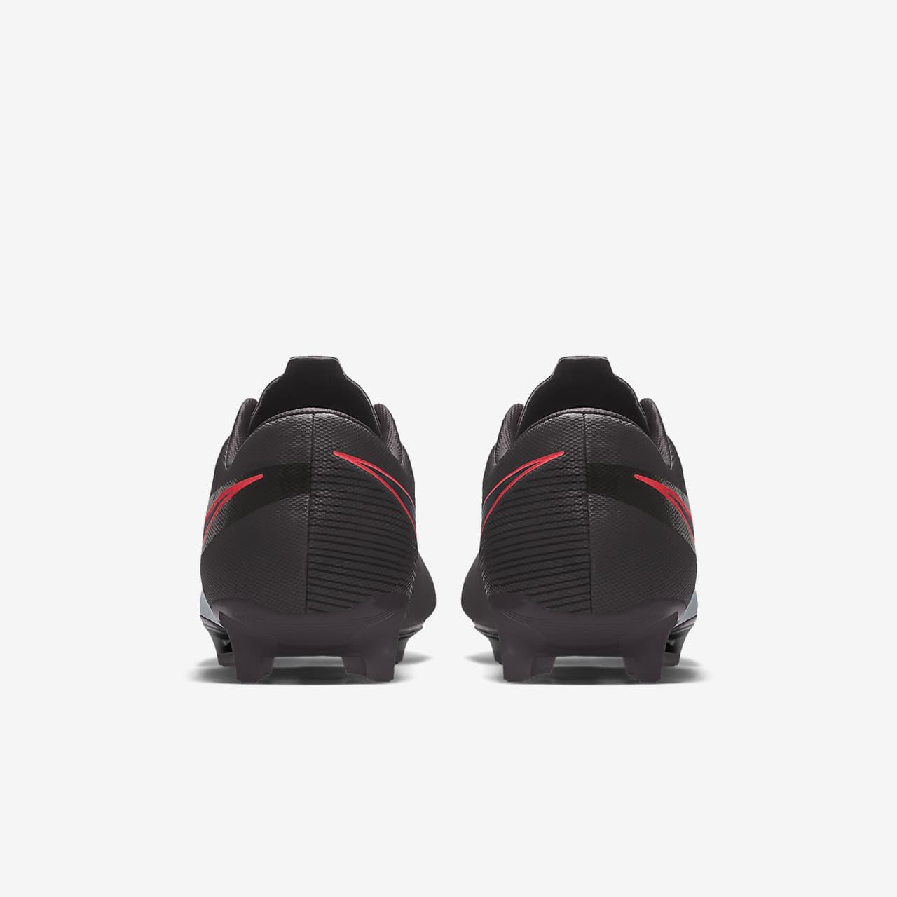 Chaussure de football à crampons pour terrain sec personnalisable Nike Mercurial Vapor 13 Academy By You