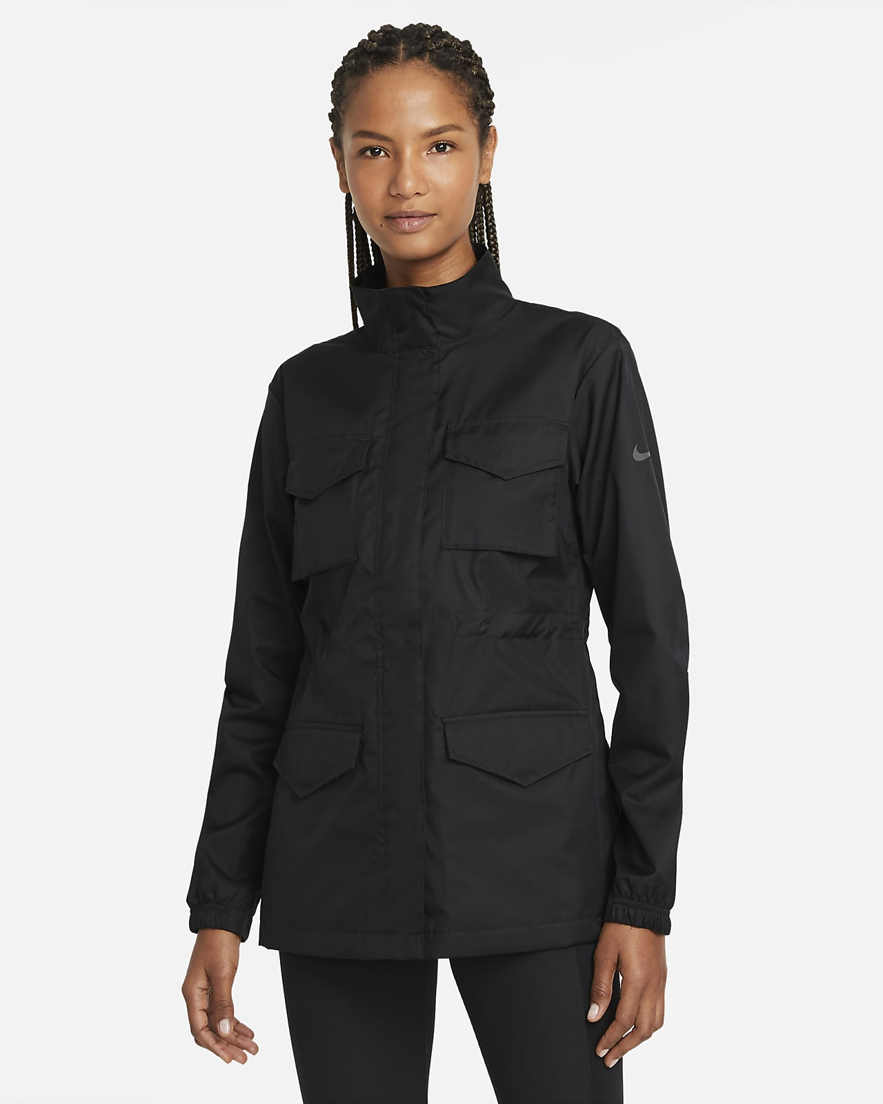 Nike Sportswear Jaqueta M65 de teixit Woven - Dona