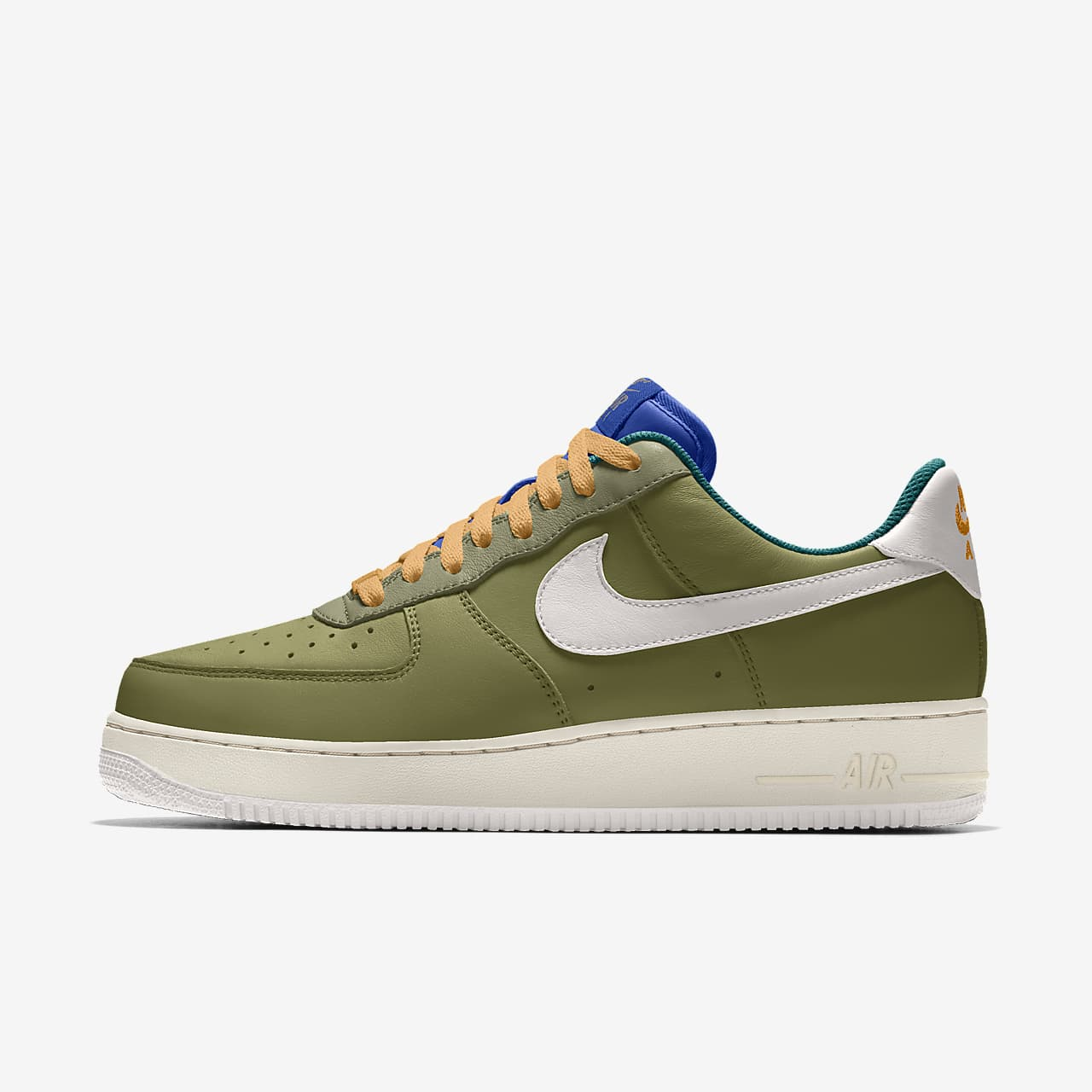 Chaussure personnalisable Nike Air Force 1 By You pour Homme. Nike CA