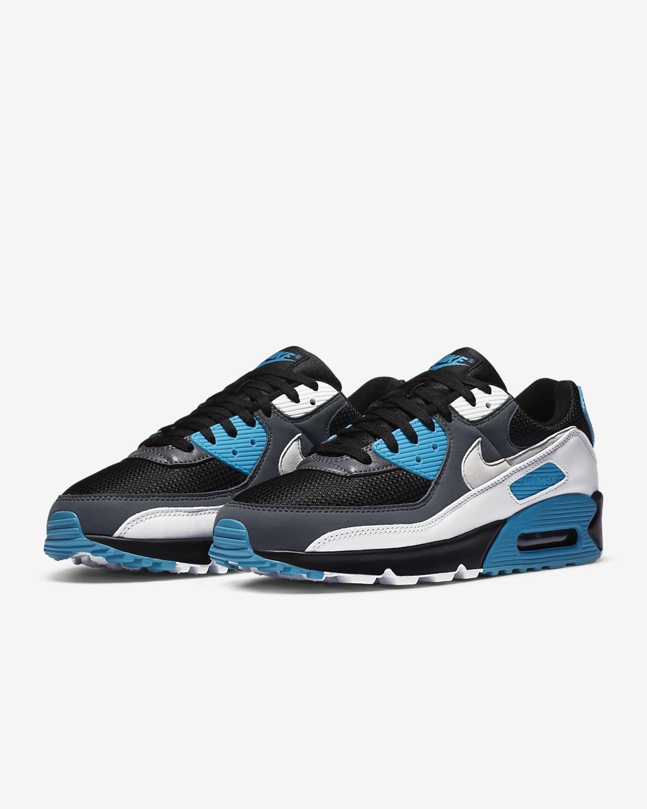 air max 90 hombre azul