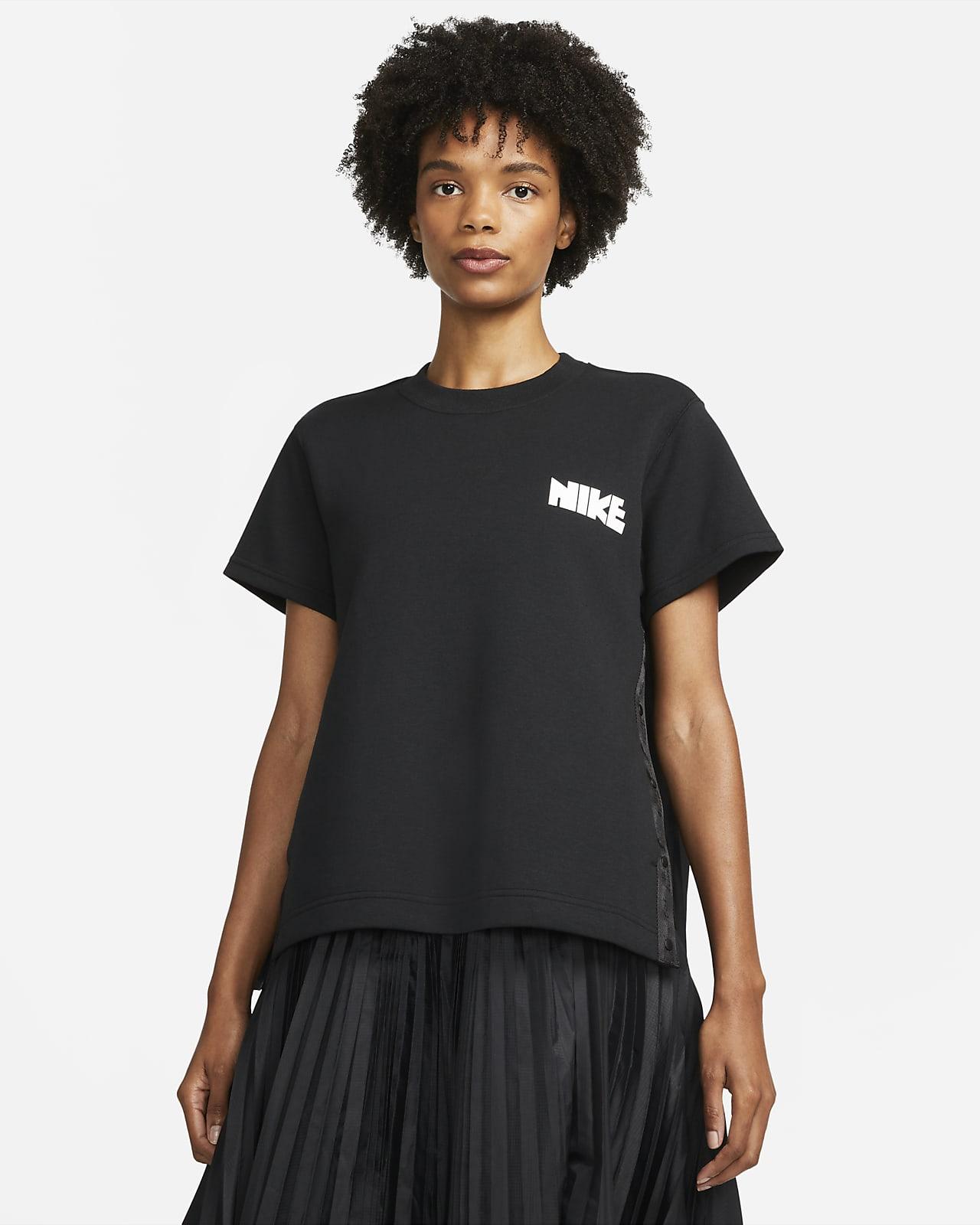 เสื้อผู้หญิง Nike x sacai