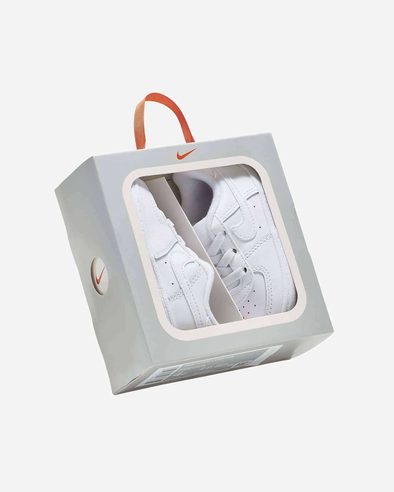 Nike Force 1 Cot Baby Bootie. Nike AU