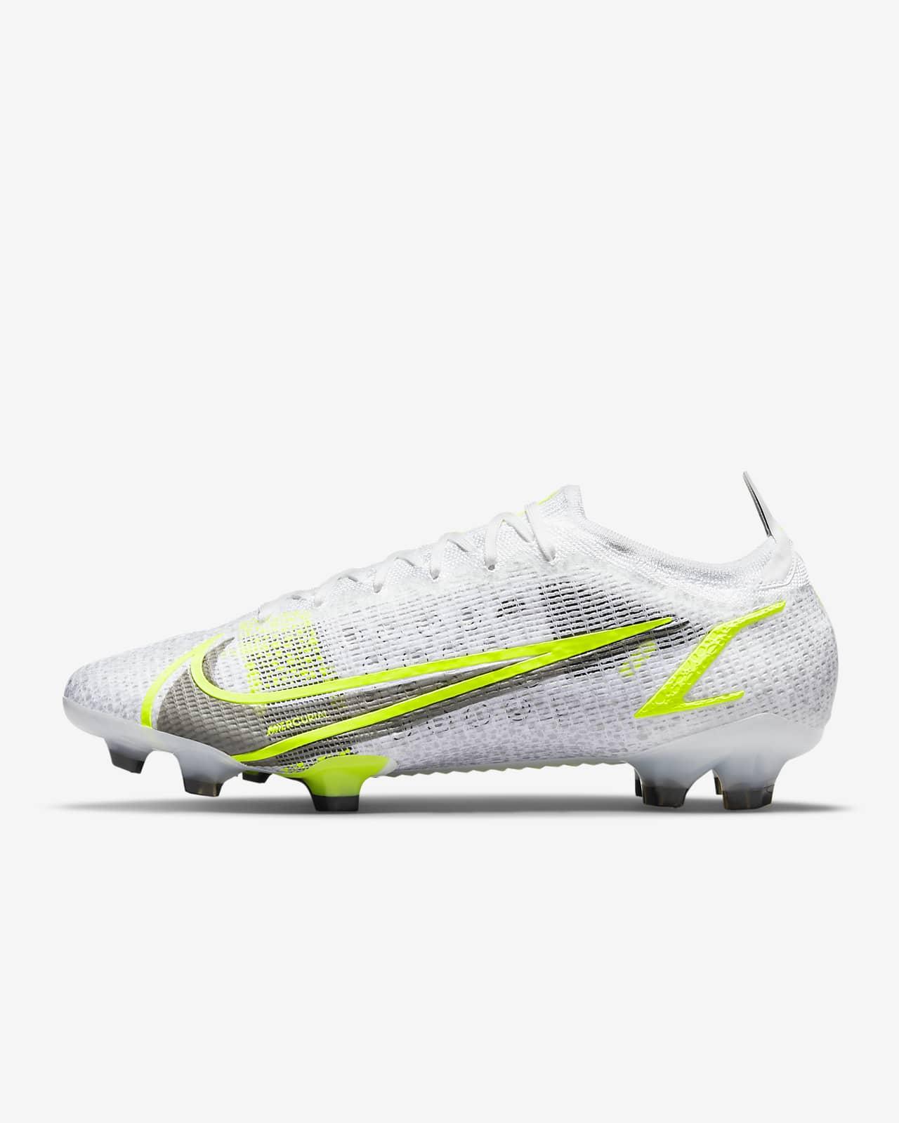 รองเท้าสตั๊ดฟุตบอลสำหรับพื้นสนามทั่วไป Nike Mercurial Vapor 14 Elite FG