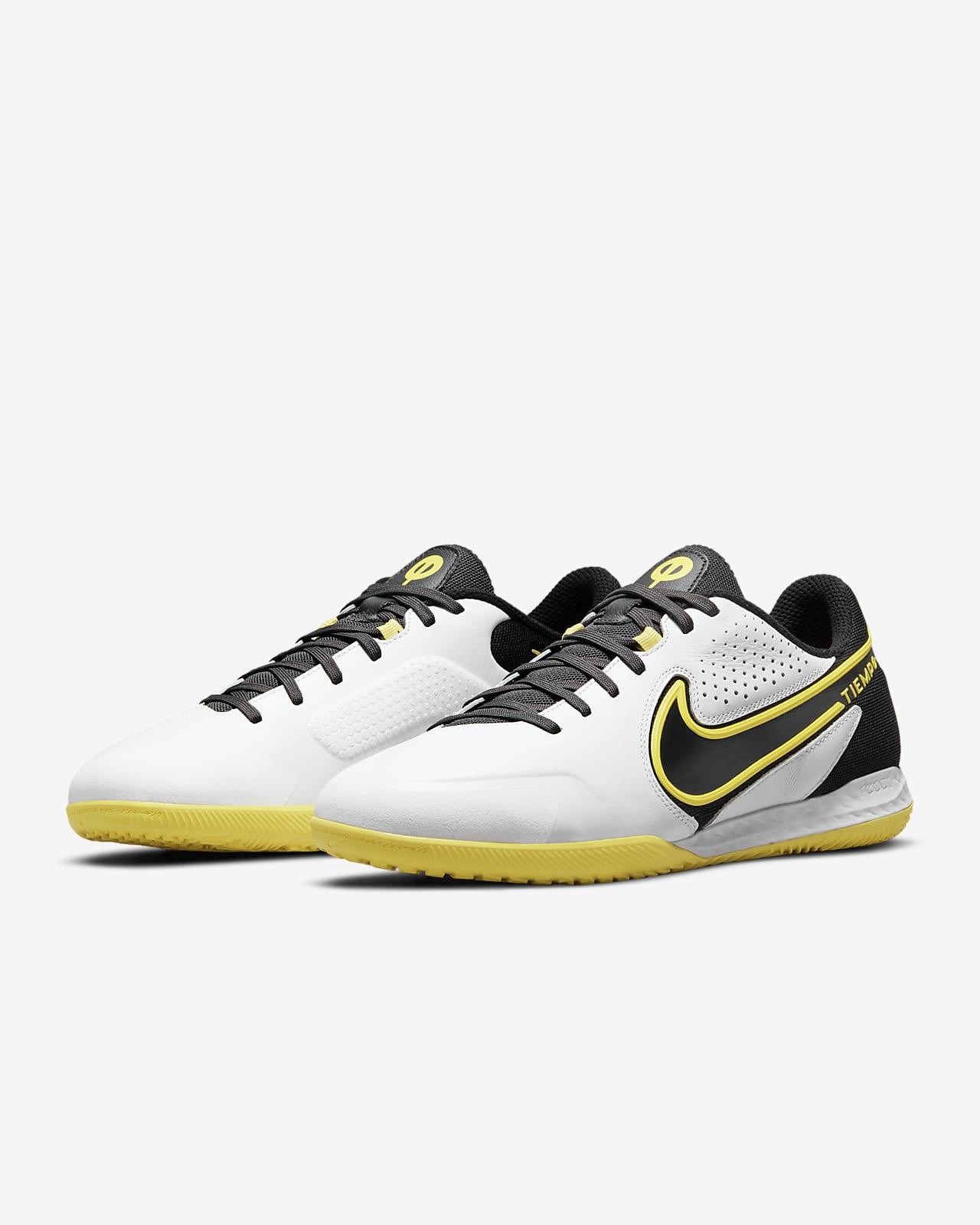 Nike React Tiempo Legend 9 Pro IC Indoor/Court Soccer Shoe