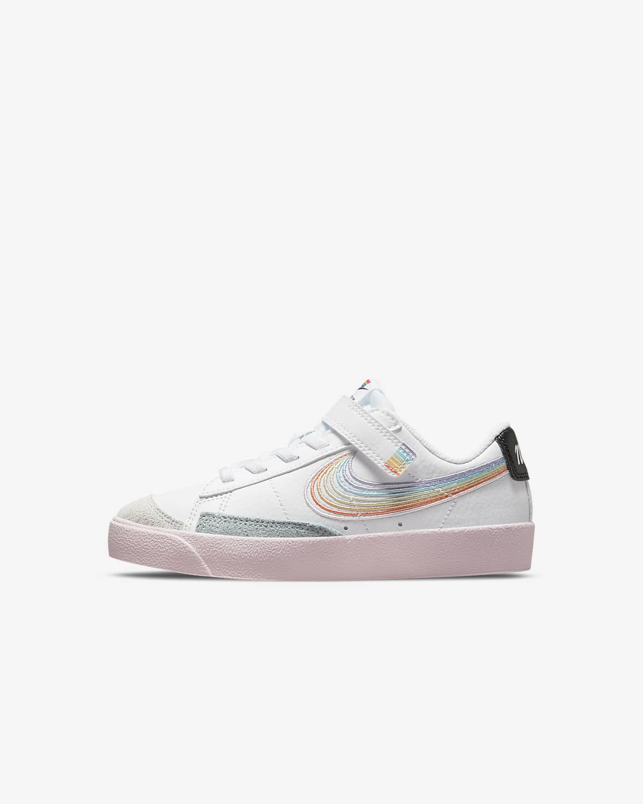 Calzado para niños de preescolar Nike Blazer Low '77 Be True