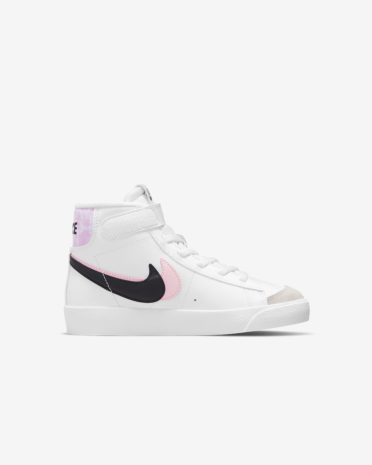 Chaussure Nike Blazer Mid '77 SE pour Jeune enfant. Nike LU