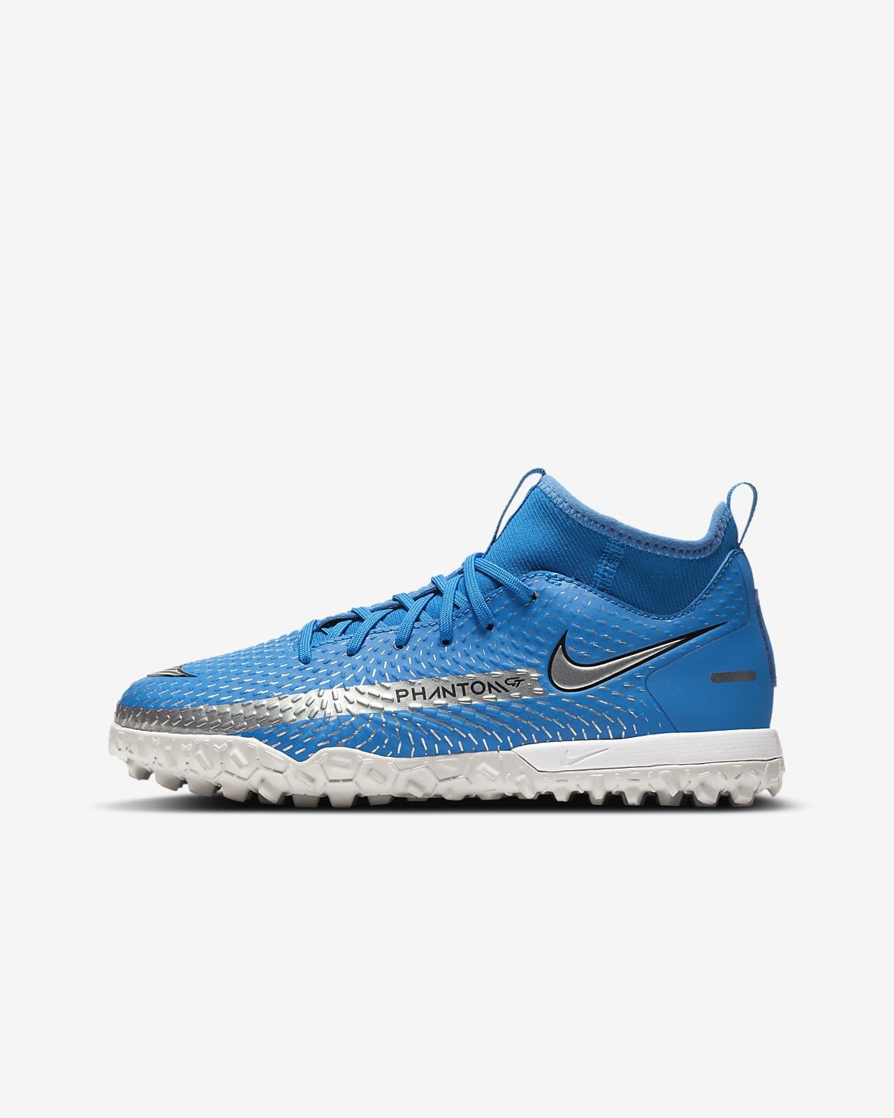 Nike Jr. Phantom GT Academy Dynamic Fit TF Younger/Older Kids' Artificial-Turf Football Shoe