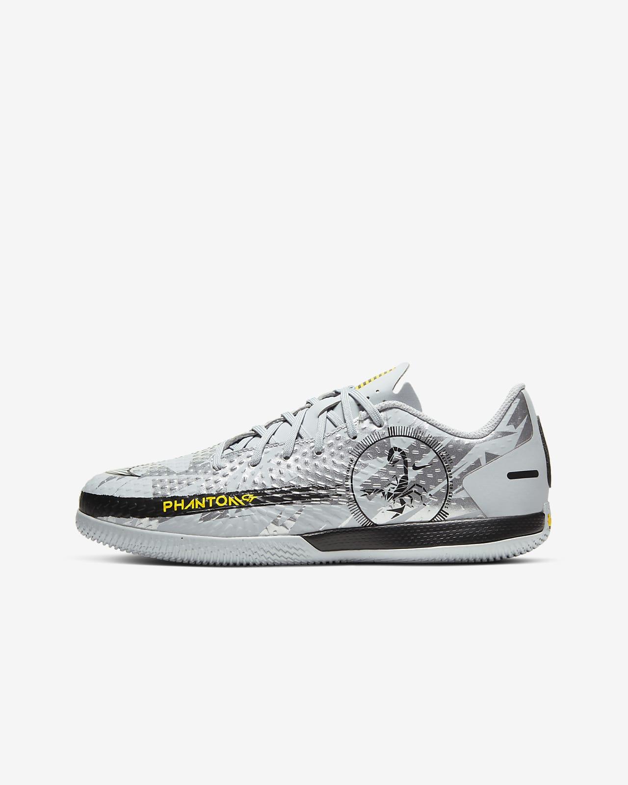 Chaussure de football en salle Nike Jr. Phantom Scorpion Academy IC pour Jeune enfant/Enfant plus âgé