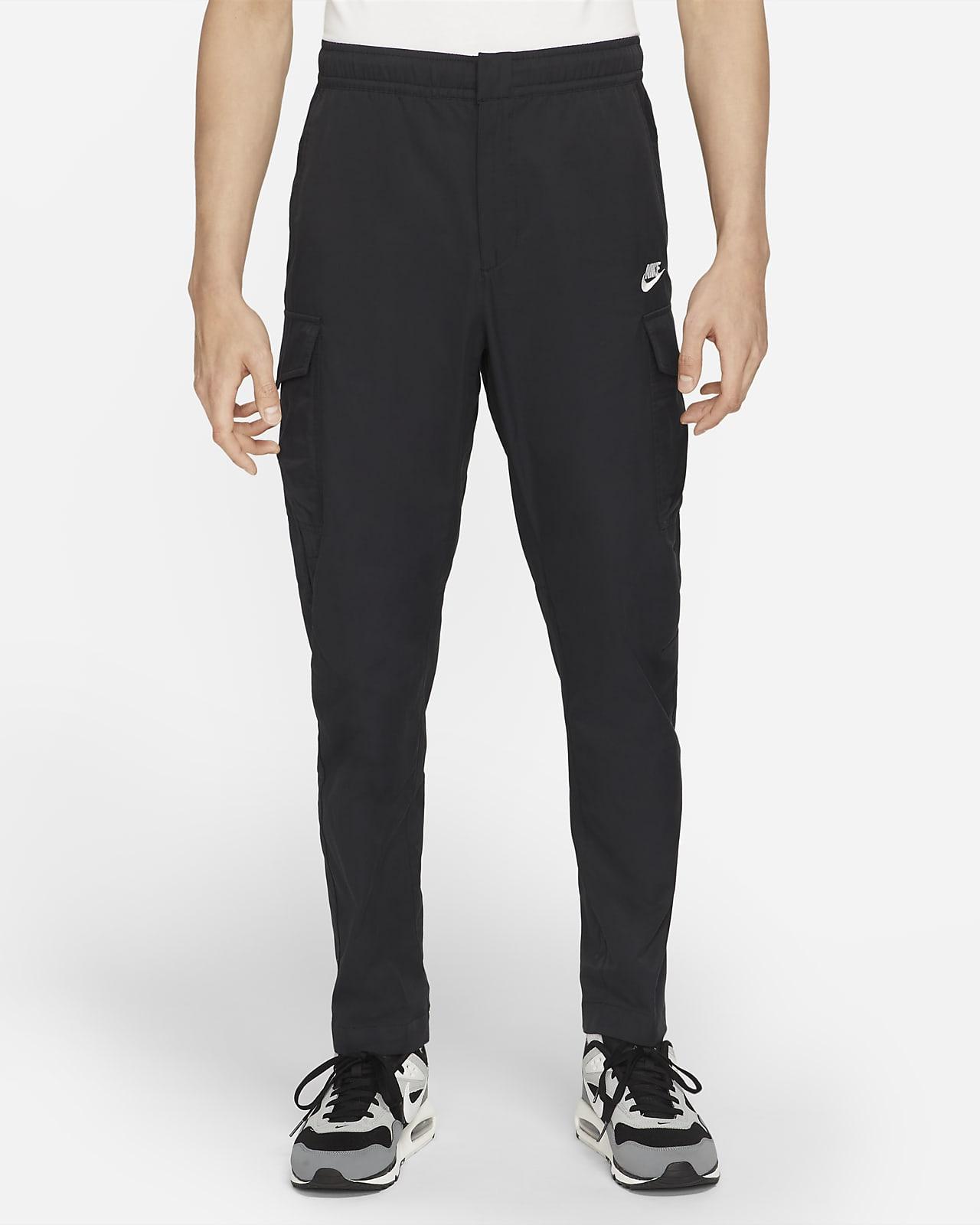 Calças utilitárias tipo cargo sem forro Nike Sportswear para homem