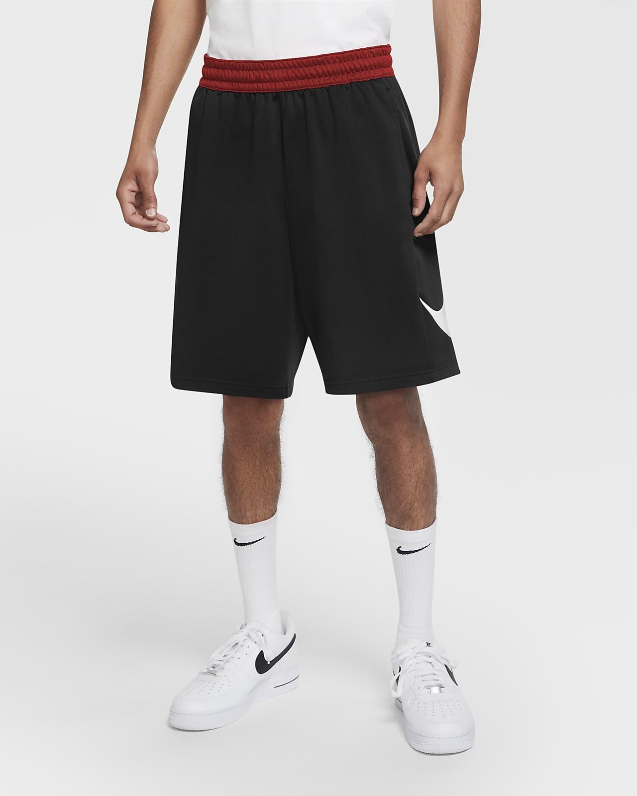 Nike Men's Fleece Basketball Shorts