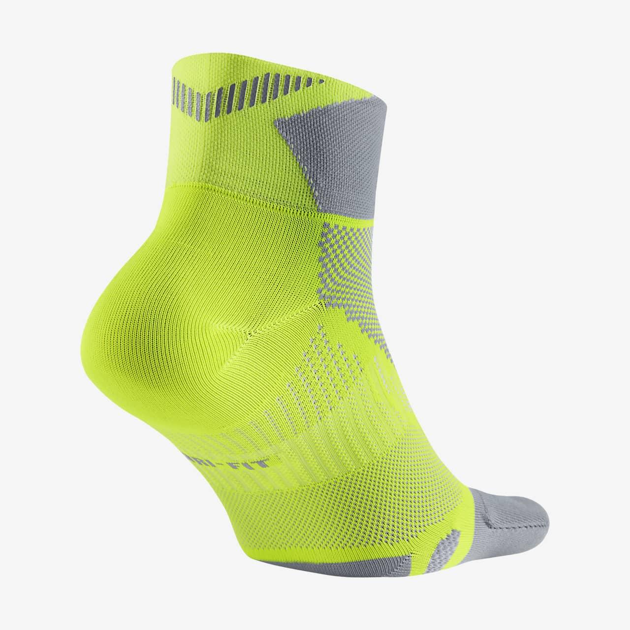 Calcetines para correr Nike Elite Lightweight Quarter