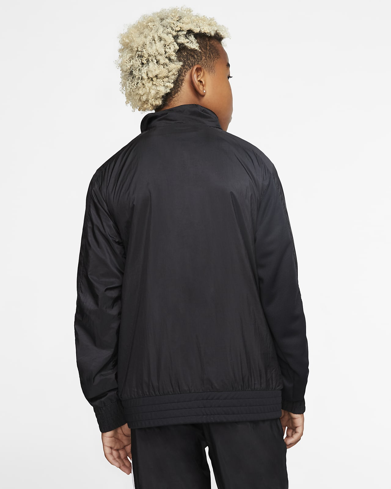 NWT Nike Boys Air Jordan Full Zip Hoodie 953646-U1A $60