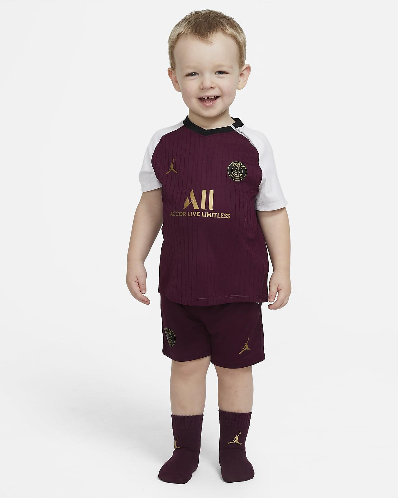 Divisa da calcio Paris Saint-Germain 2020/21 per neonati/bimbi piccoli - Terza