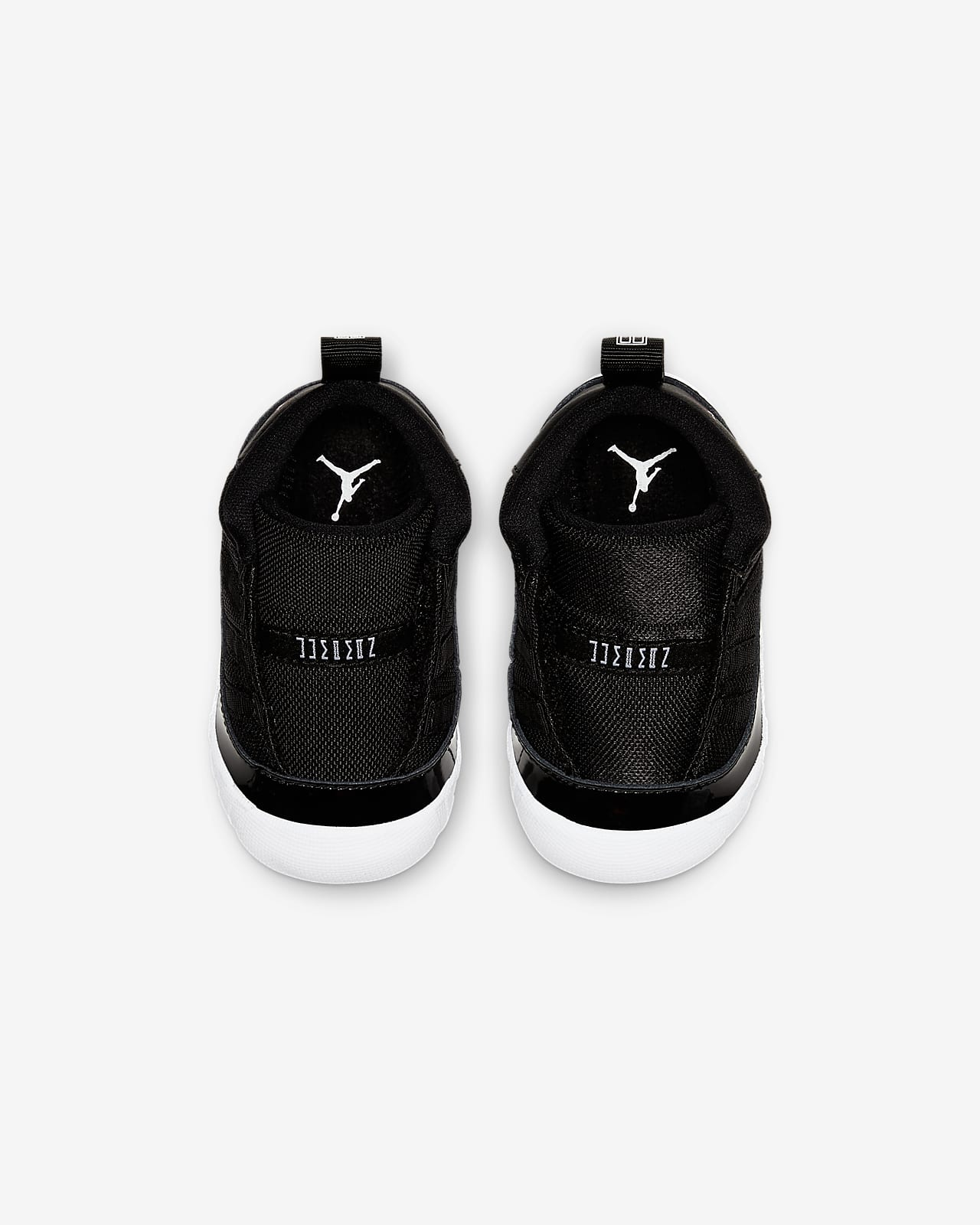 Chausson Jordan 11 pour Bébé. Nike LU