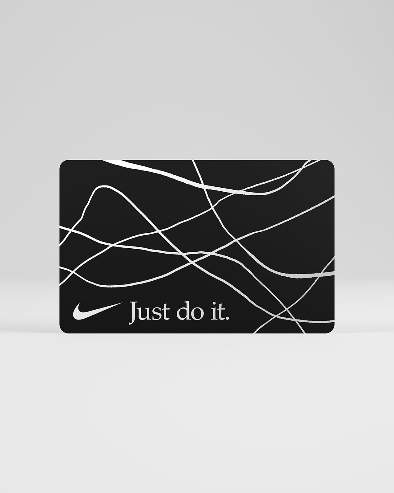 La tarjeta de regalo digital Nike se envía por correo electrónico en dos horas o menos