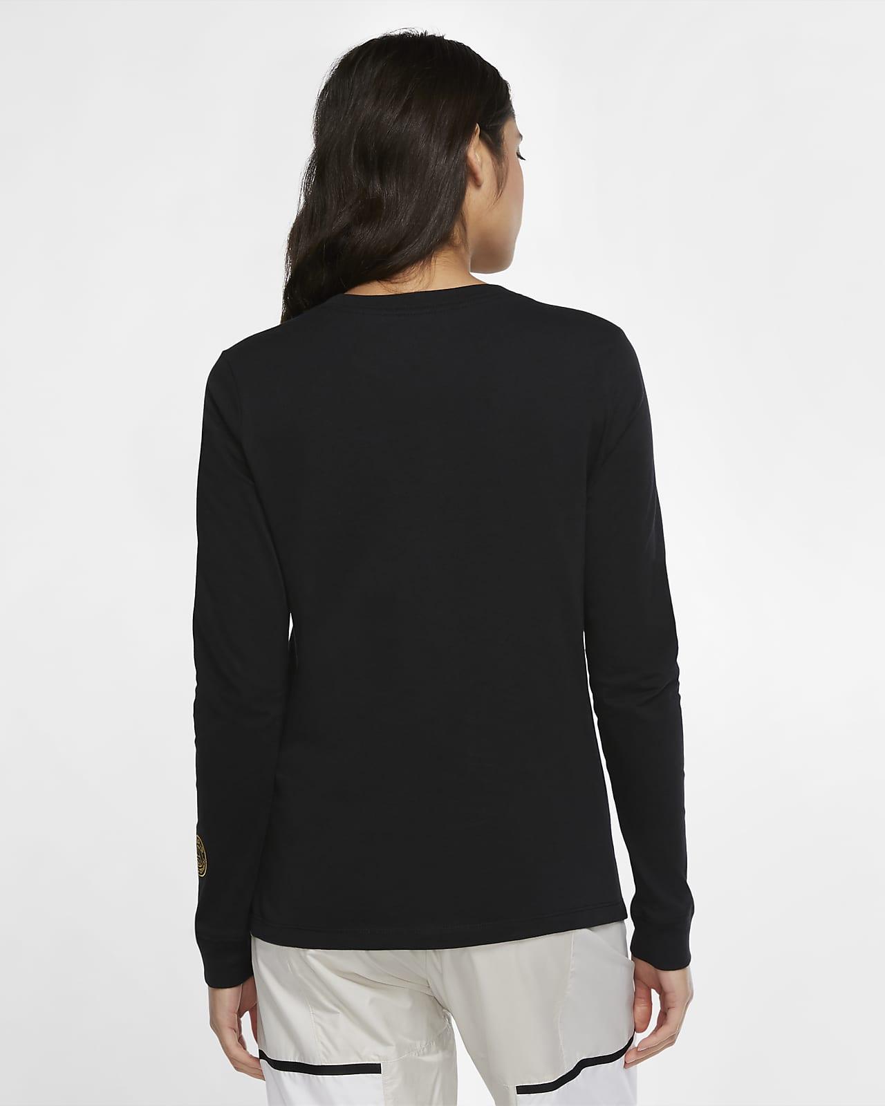 Paris Saint Germain ekstra stor T skjorte til dame. Nike NO