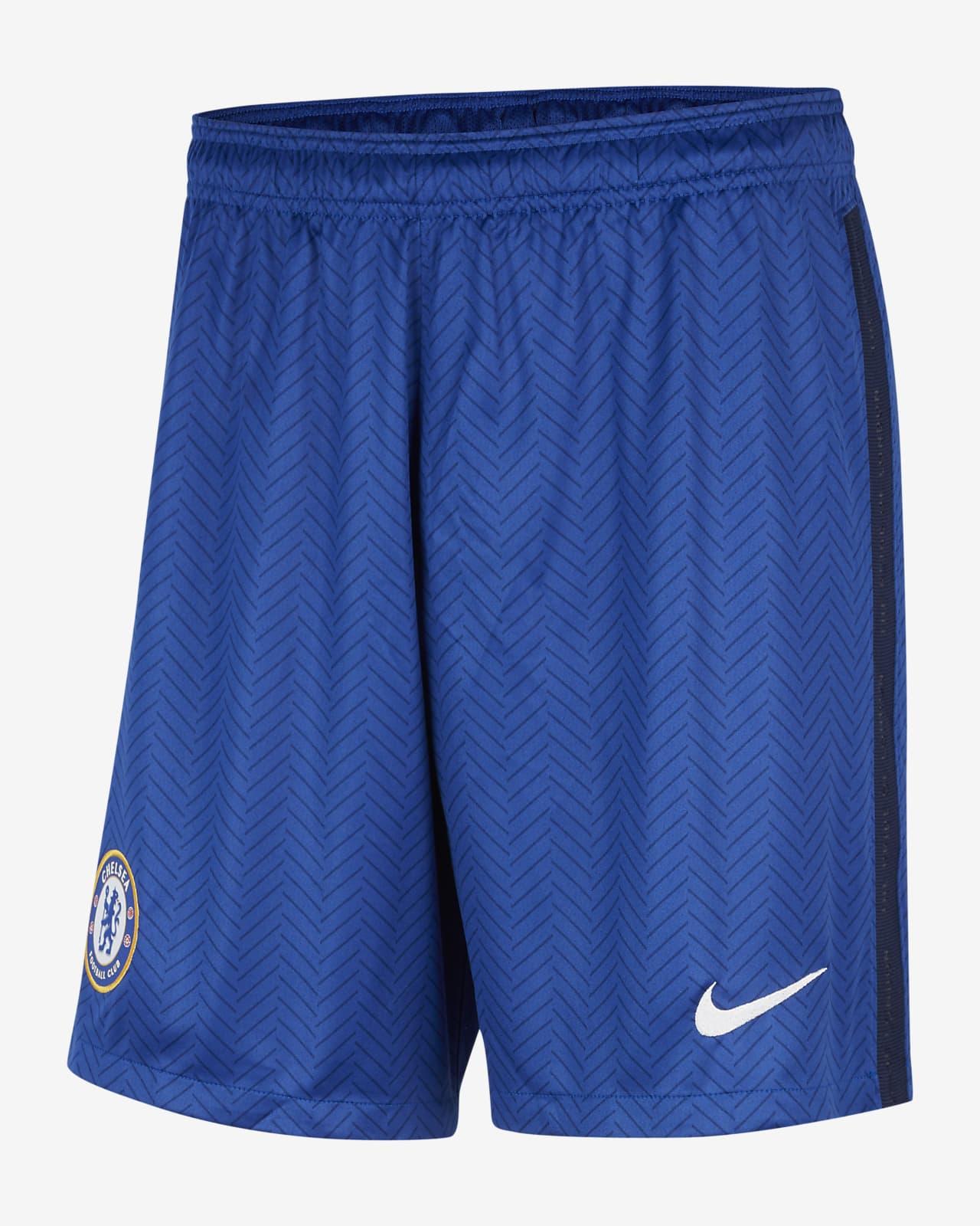 Chelsea F.C. 2020/21 Stadium Home/Away Men's Football Shorts