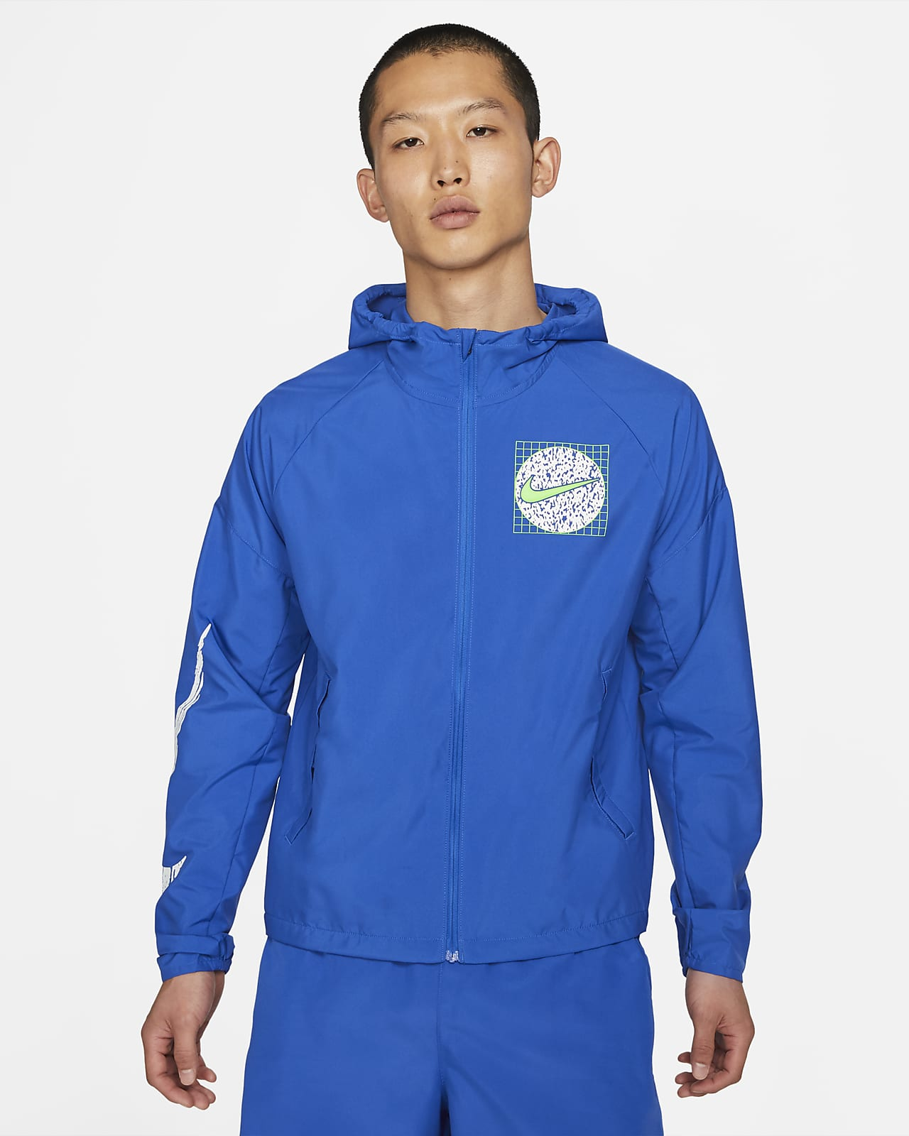 Nike Essential Wild Run Men's Running Jacket