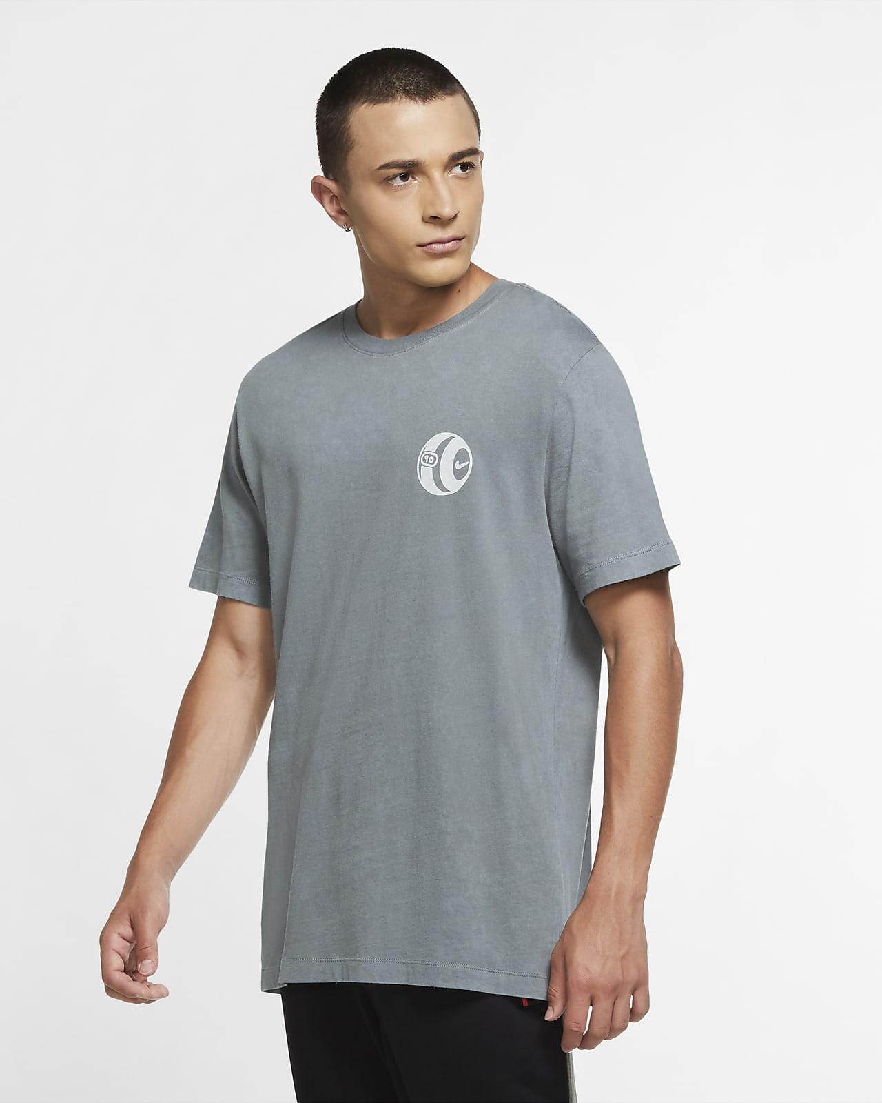 Tee shirt de football à motif Nike F.C. pour Homme
