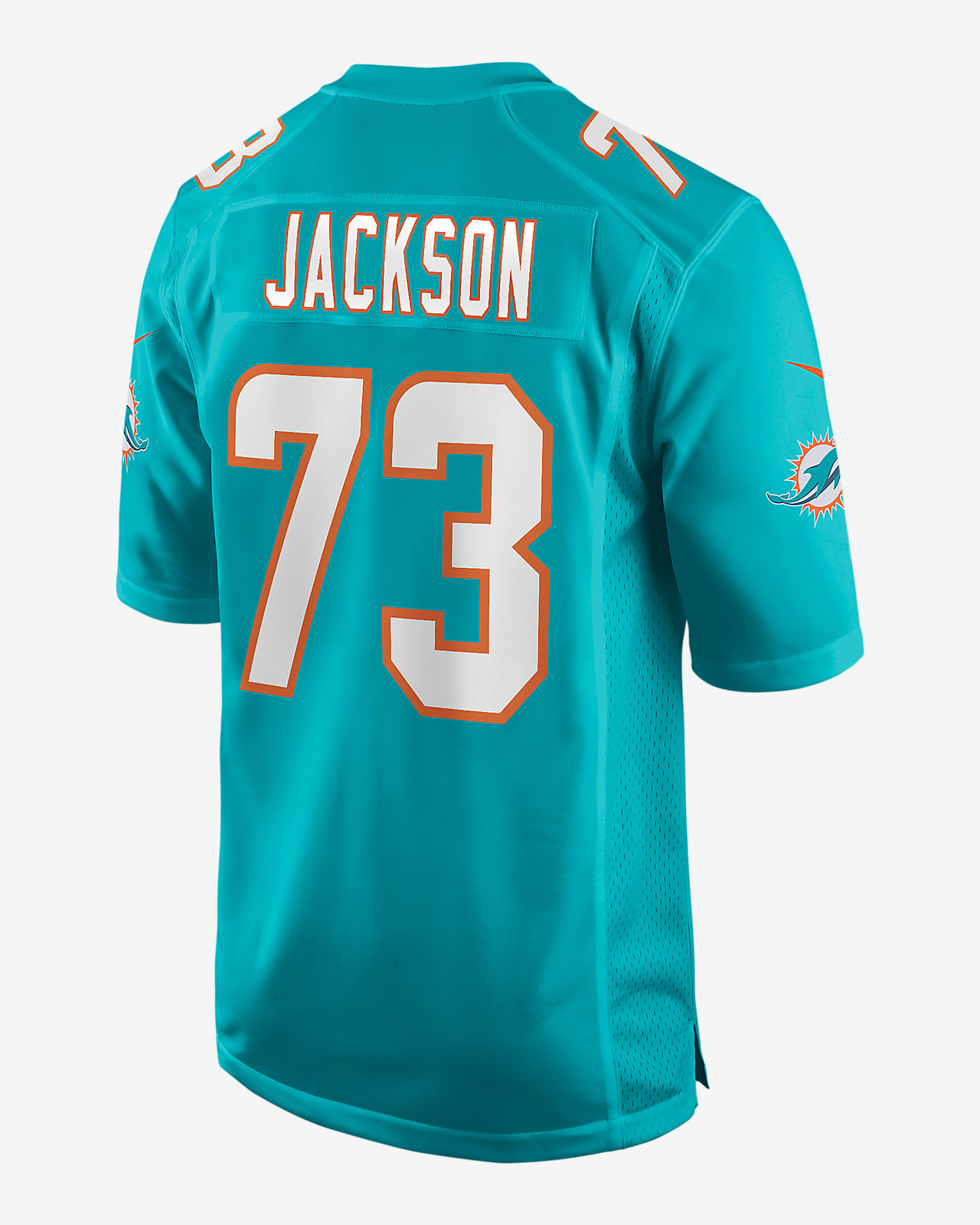 Miami Dolphins Football Sports Bra Sizes XS-2XL