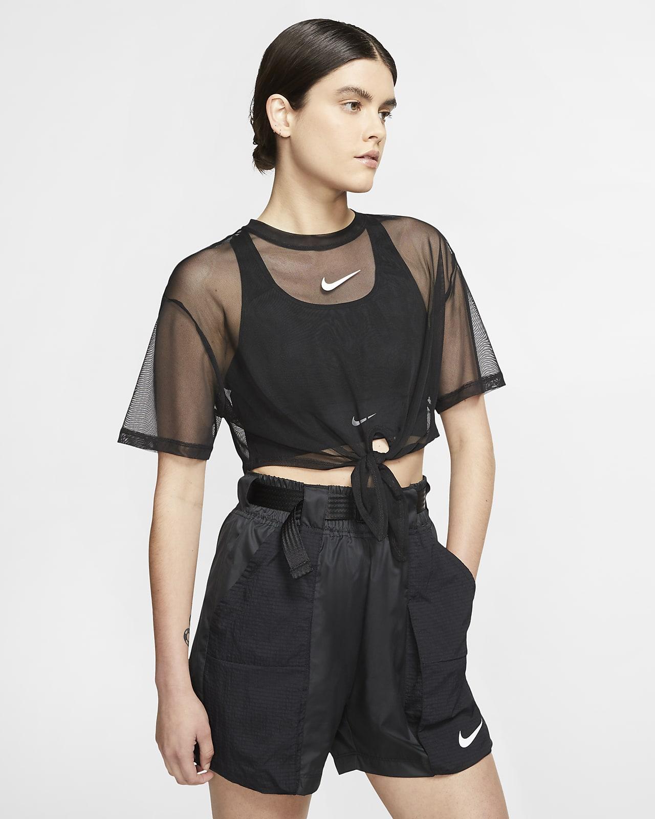 Camisola de manga curta Nike Sportswear para mulher