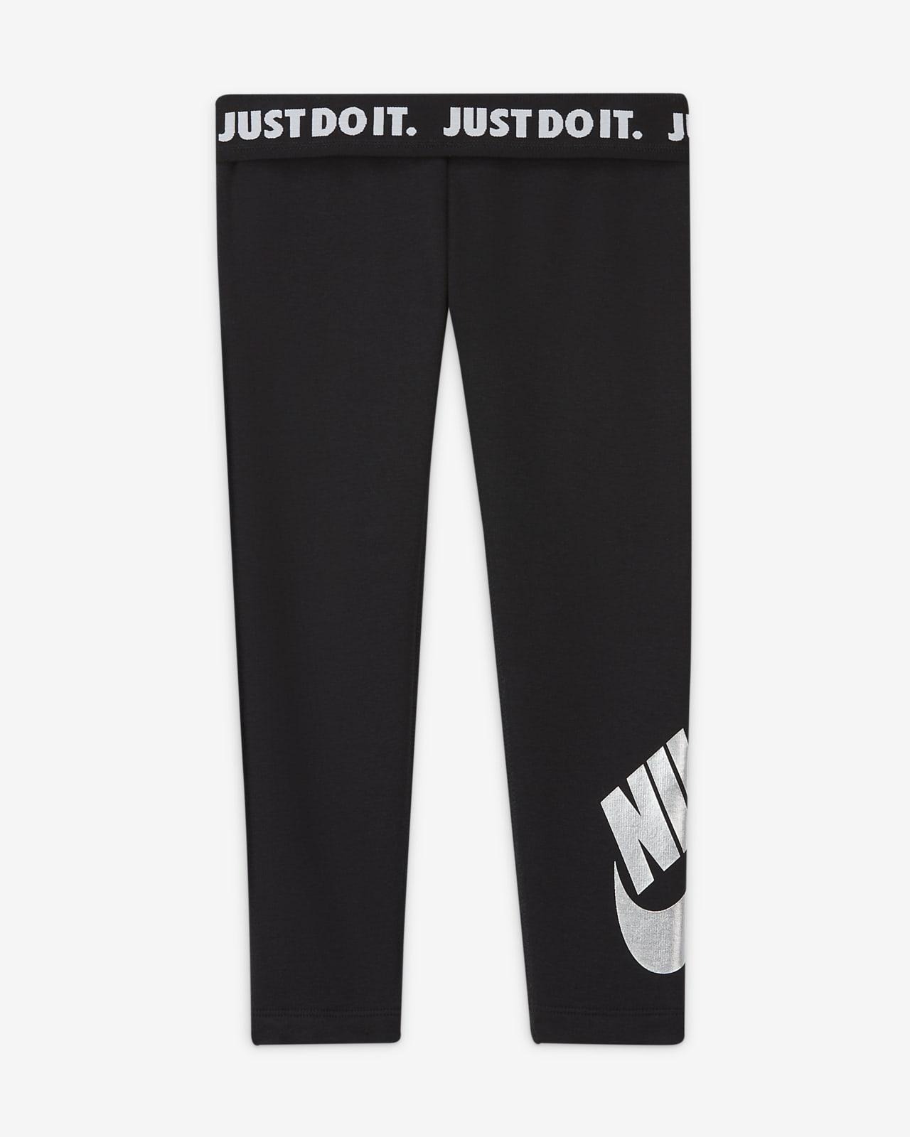 Nike Sportswear 幼童紧身中长裤