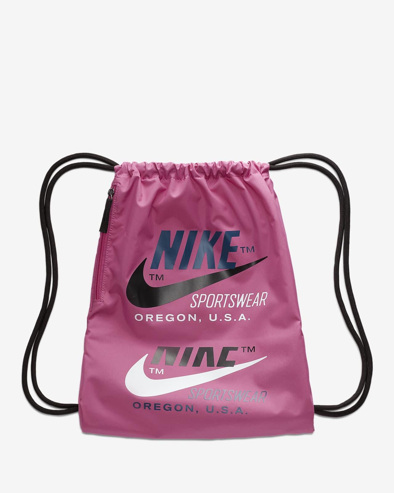 Pertenece Posicionamiento en buscadores Popa  Nike Heritage 2.0 Graphic Gymsack. Nike SG