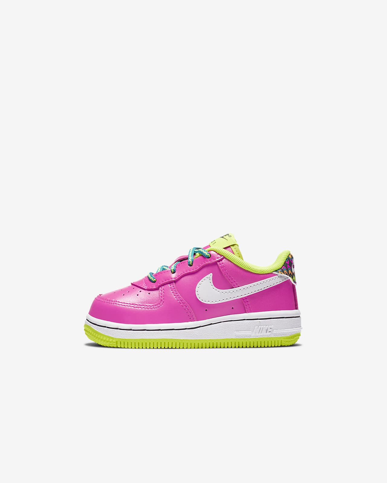 Nike Force 1 Baby/Toddler Shoe. Nike.com