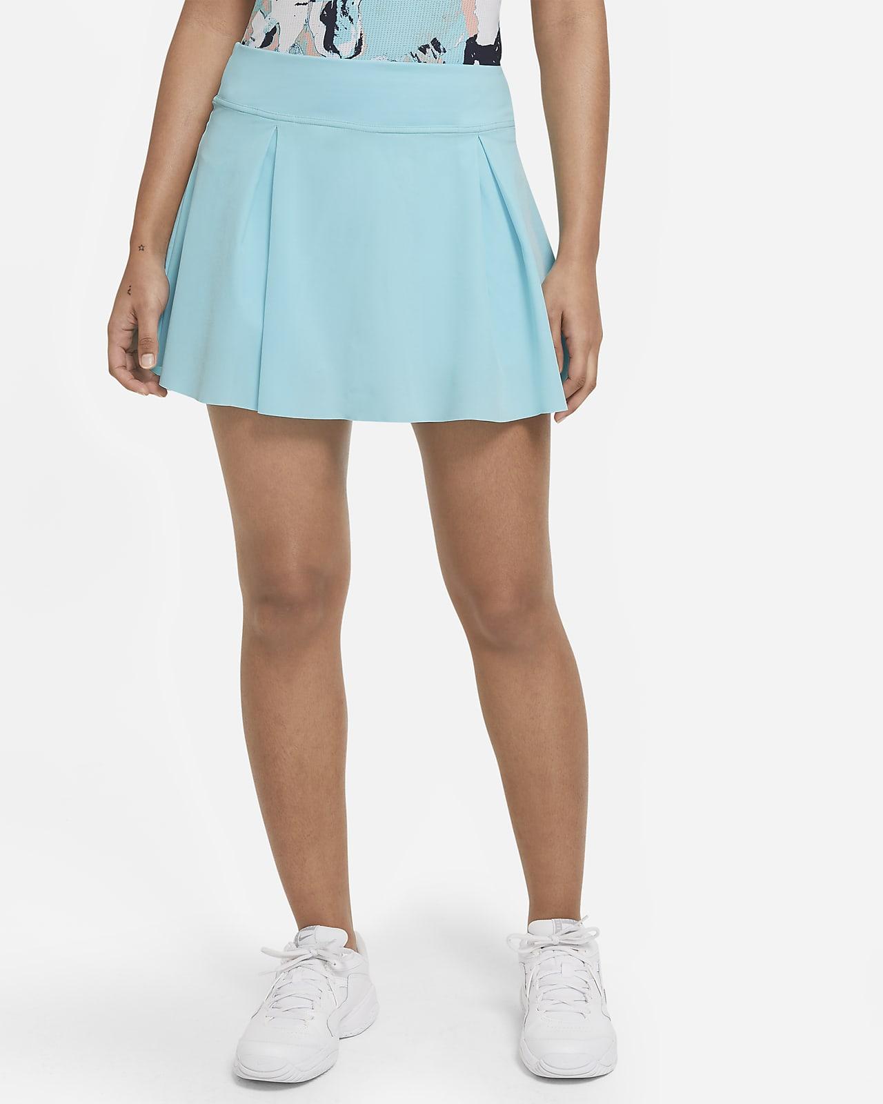 Kort tenniskjol Nike Club för kvinnor