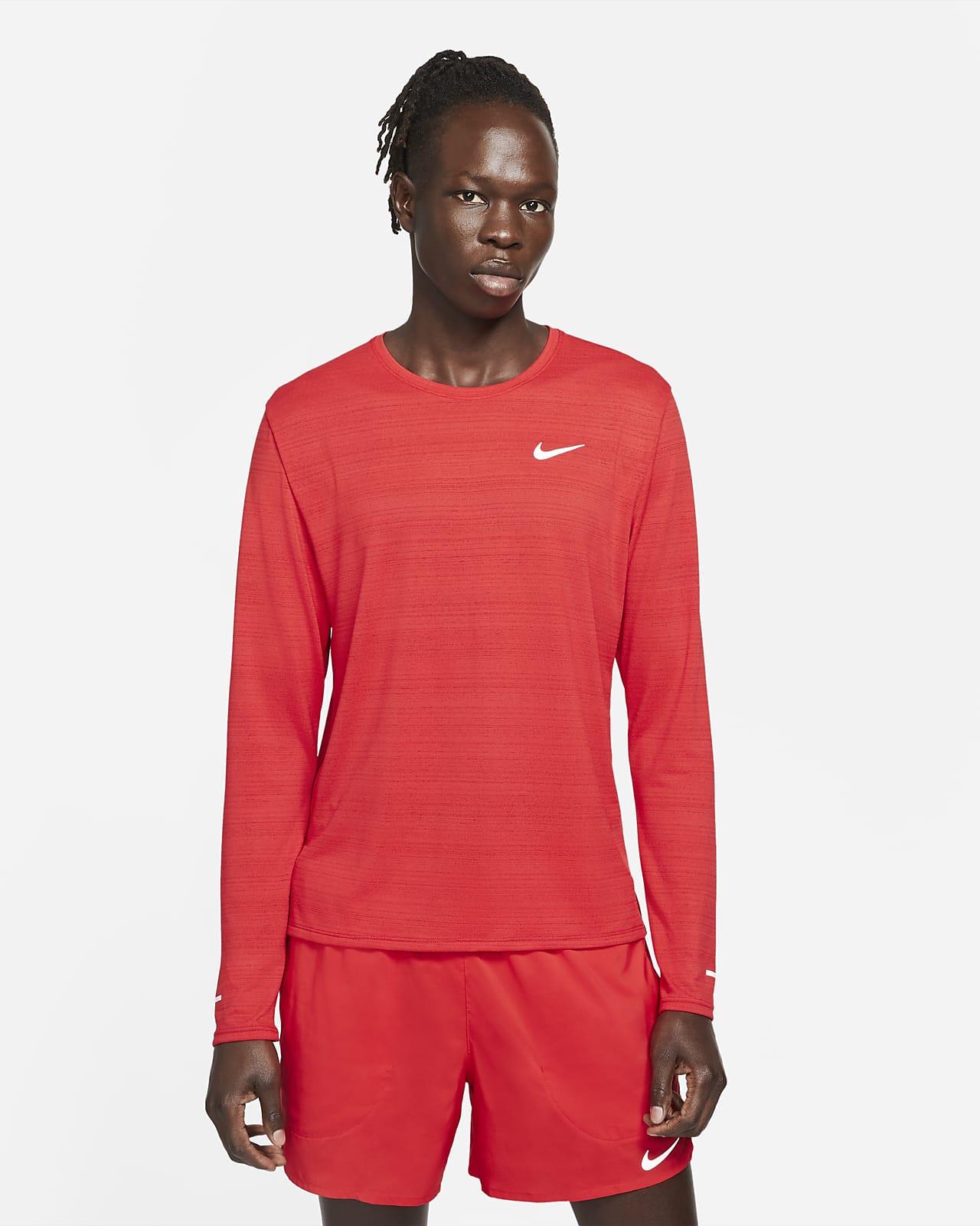 Nike Dri-FIT Miler Men's Long-Sleeve Running Top