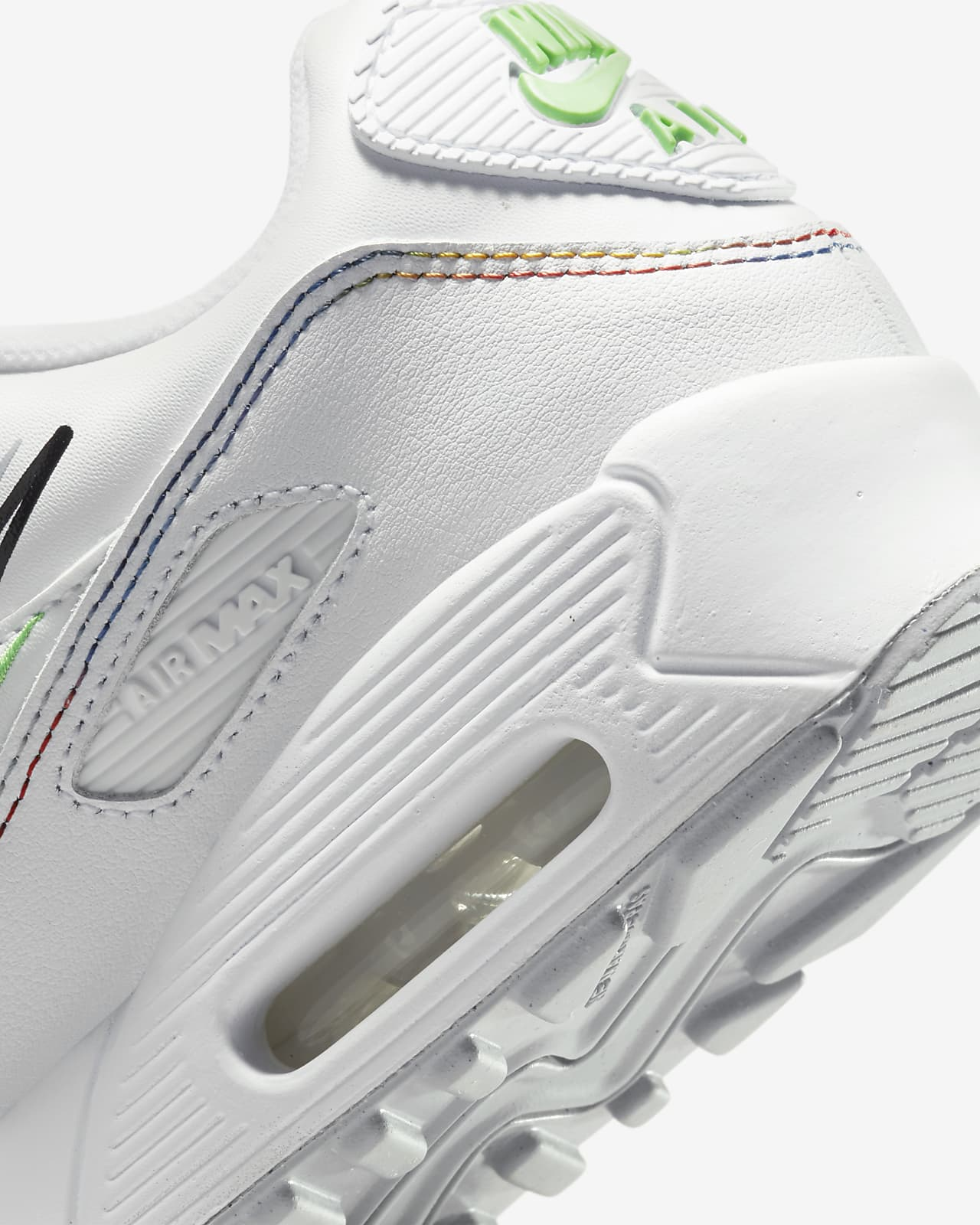 Chaussure Nike Air Max 90 pour Enfant plus âgé. Nike LU