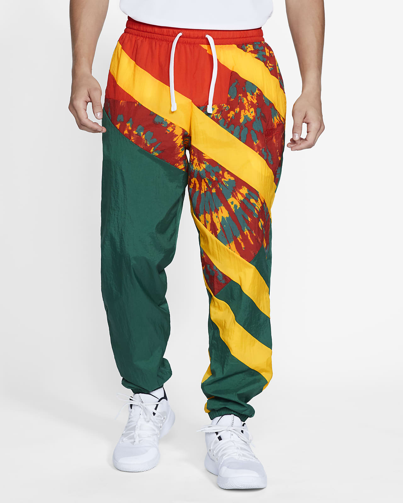 Nike Throwback Men's Basketball Tracksuit Pants