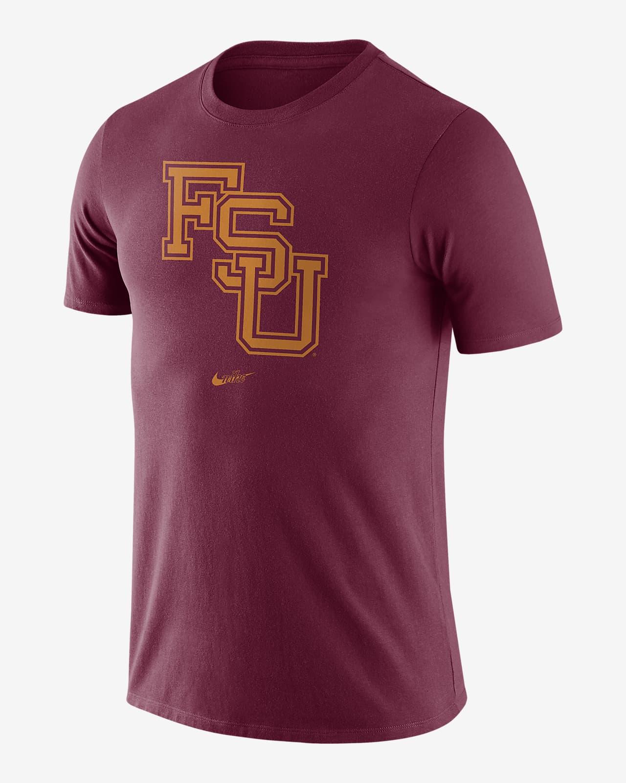 Nike College (Florida State) Men's Logo T-Shirt