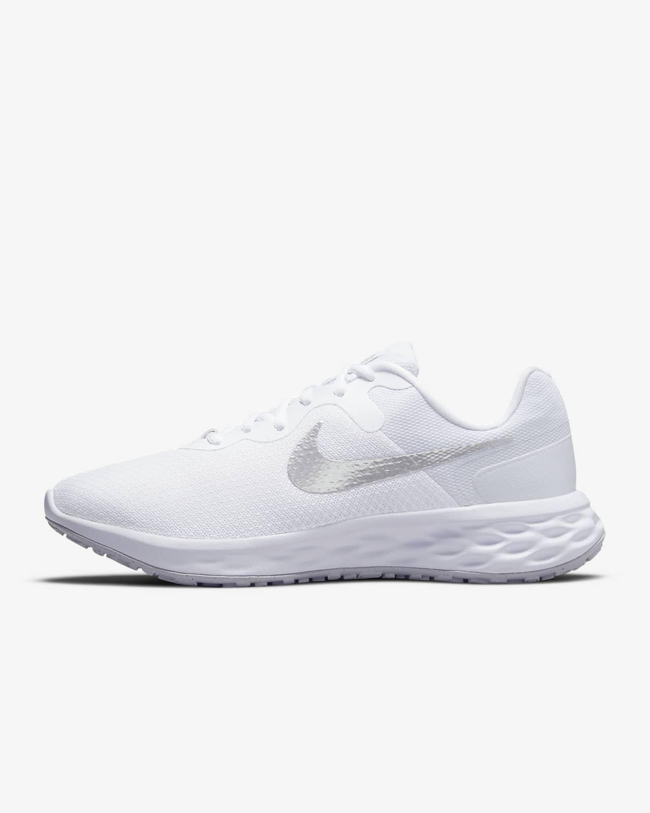 รองเท้าวิ่งโร้ดรันนิ่งผู้หญิง Nike Revolution 6 Next Nature