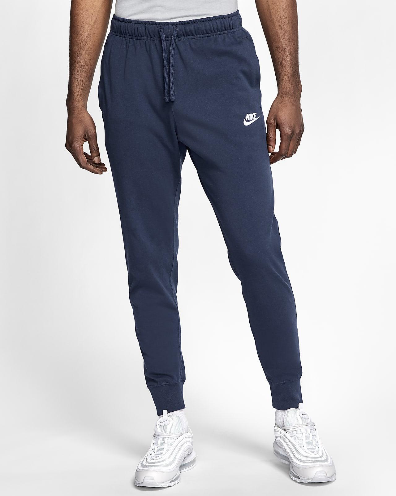 Nike Sportswear Club Men's Jersey Joggers