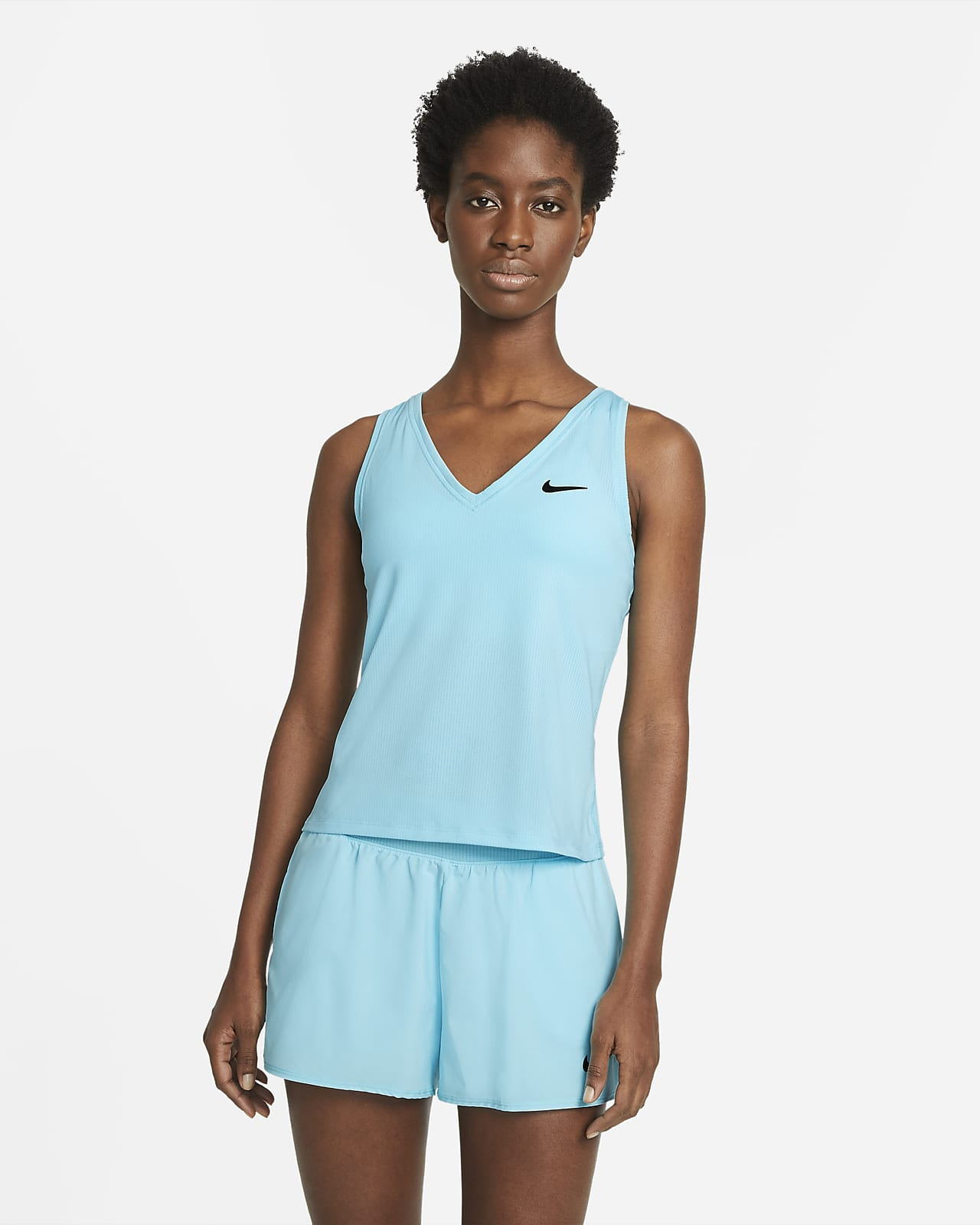 Женская теннисная майка NikeCourt Victory