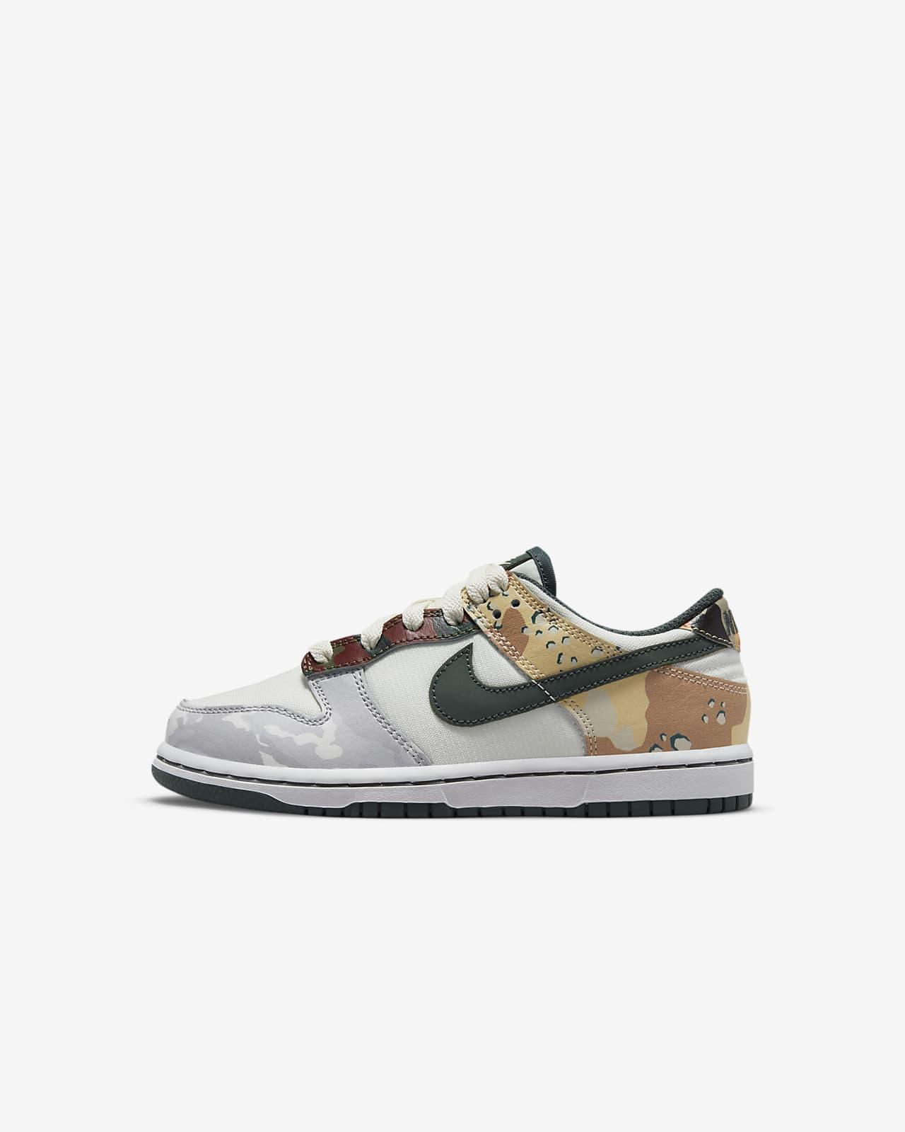 Nike Dunk Low SE (PS) 幼童运动童鞋