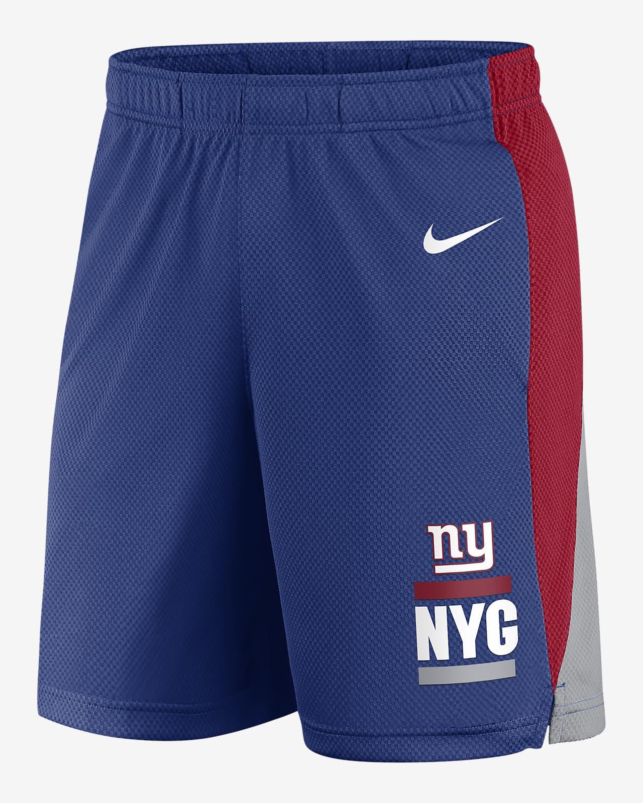 Nike Dri-FIT Broadcast (NFL New York Giants) Men's Shorts