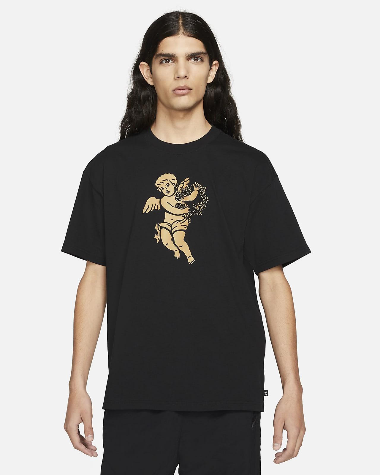 Tee-shirt de skateboard à motif Nike SB pour Homme