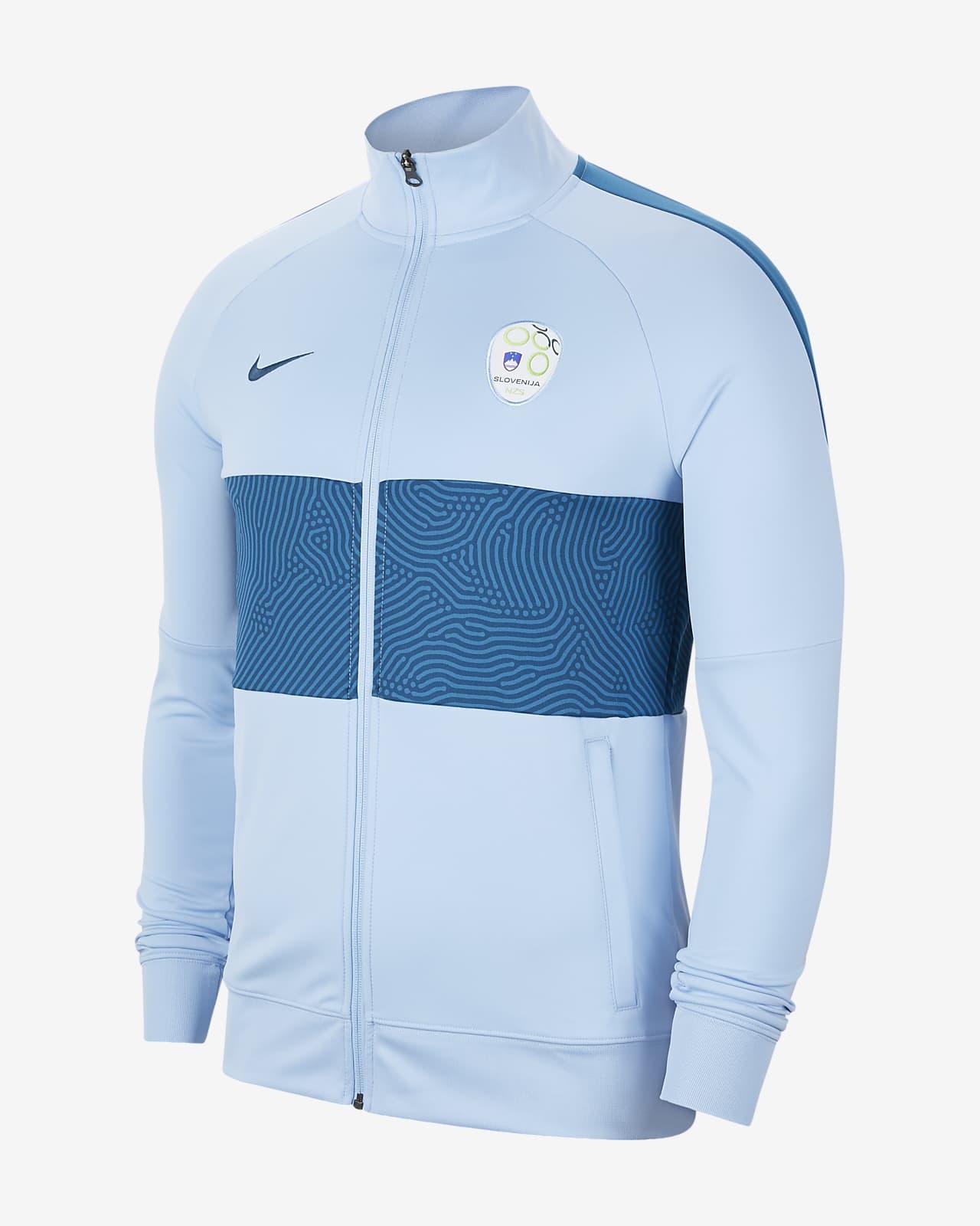 Slovenia Men's Football Track Jacket