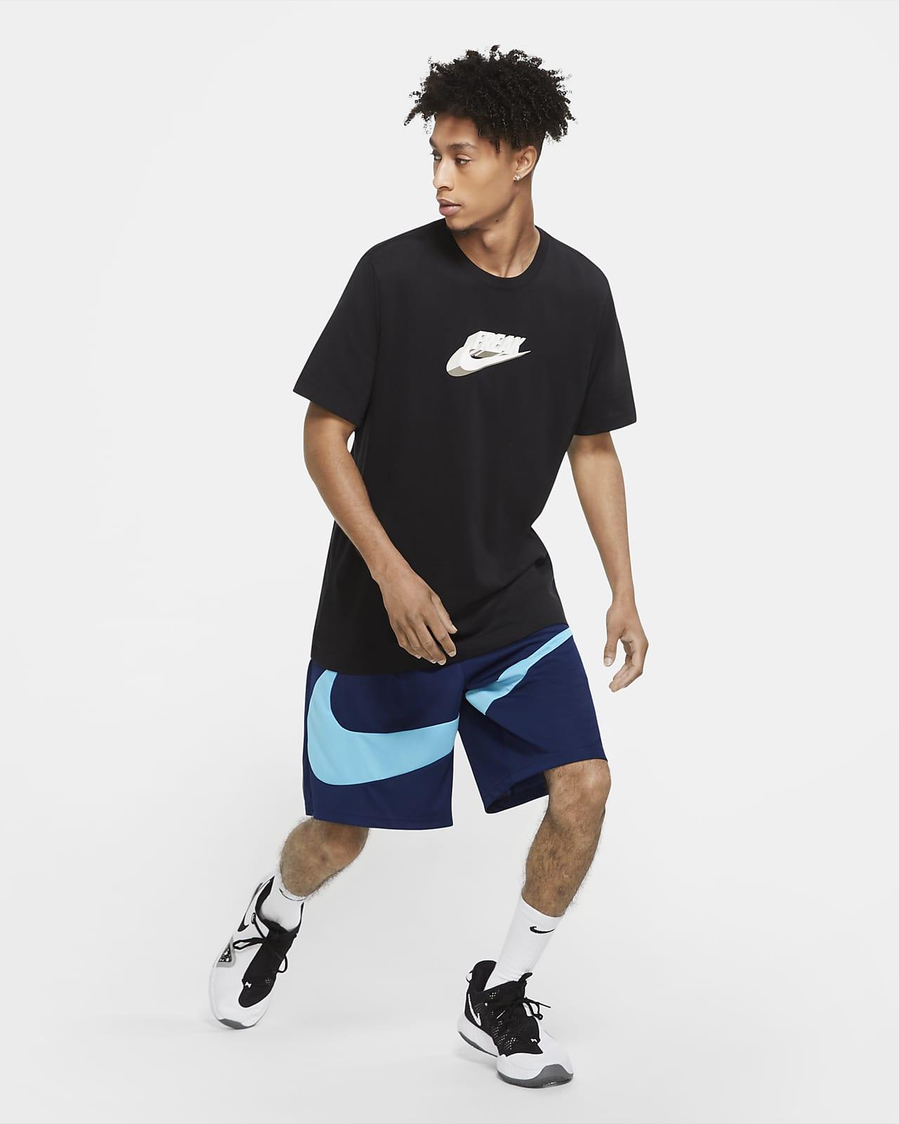 Giannis Swoosh Freak Nike Dri FIT T skjorte til herre. Nike NO
