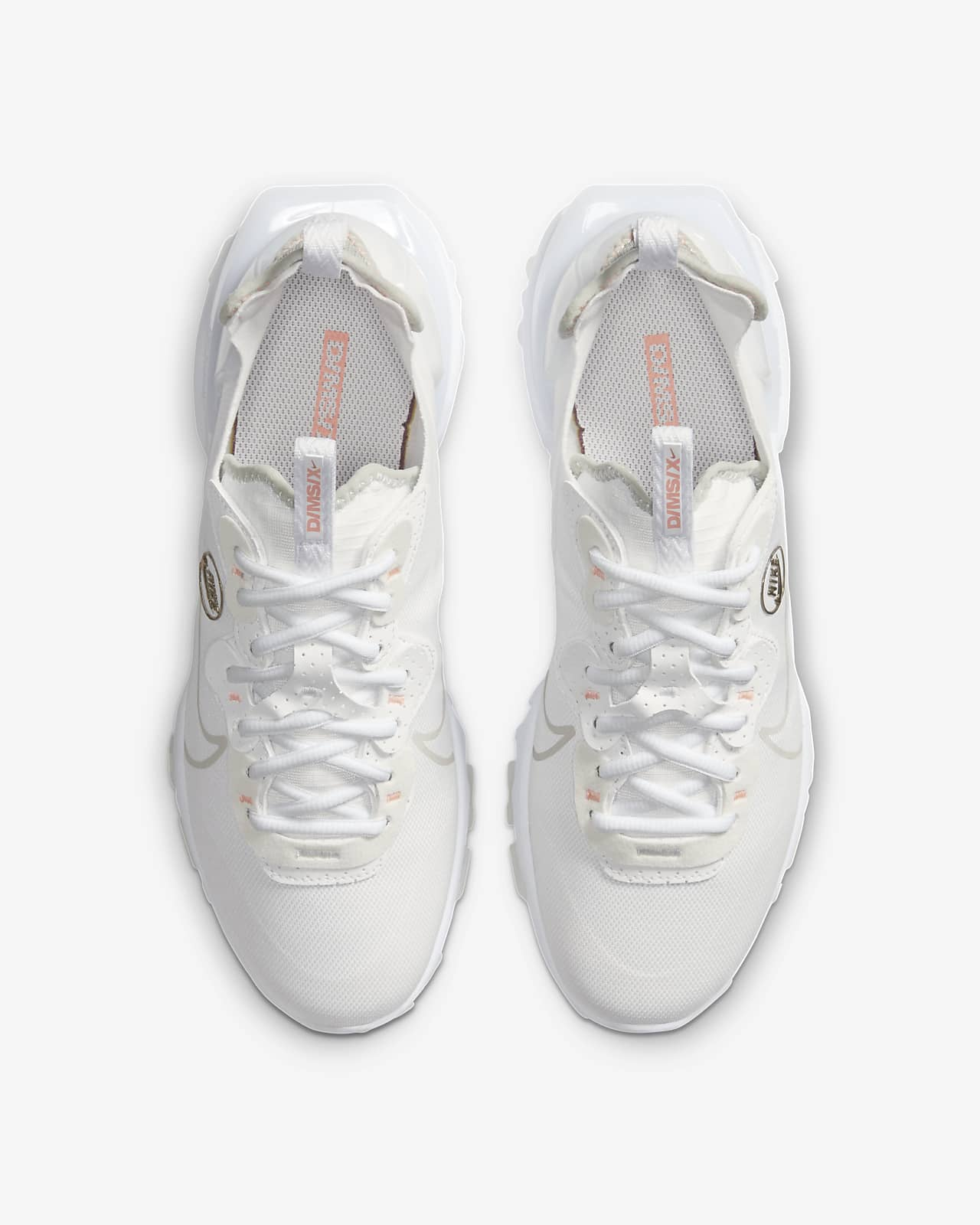 chaussure nike react vision blanche