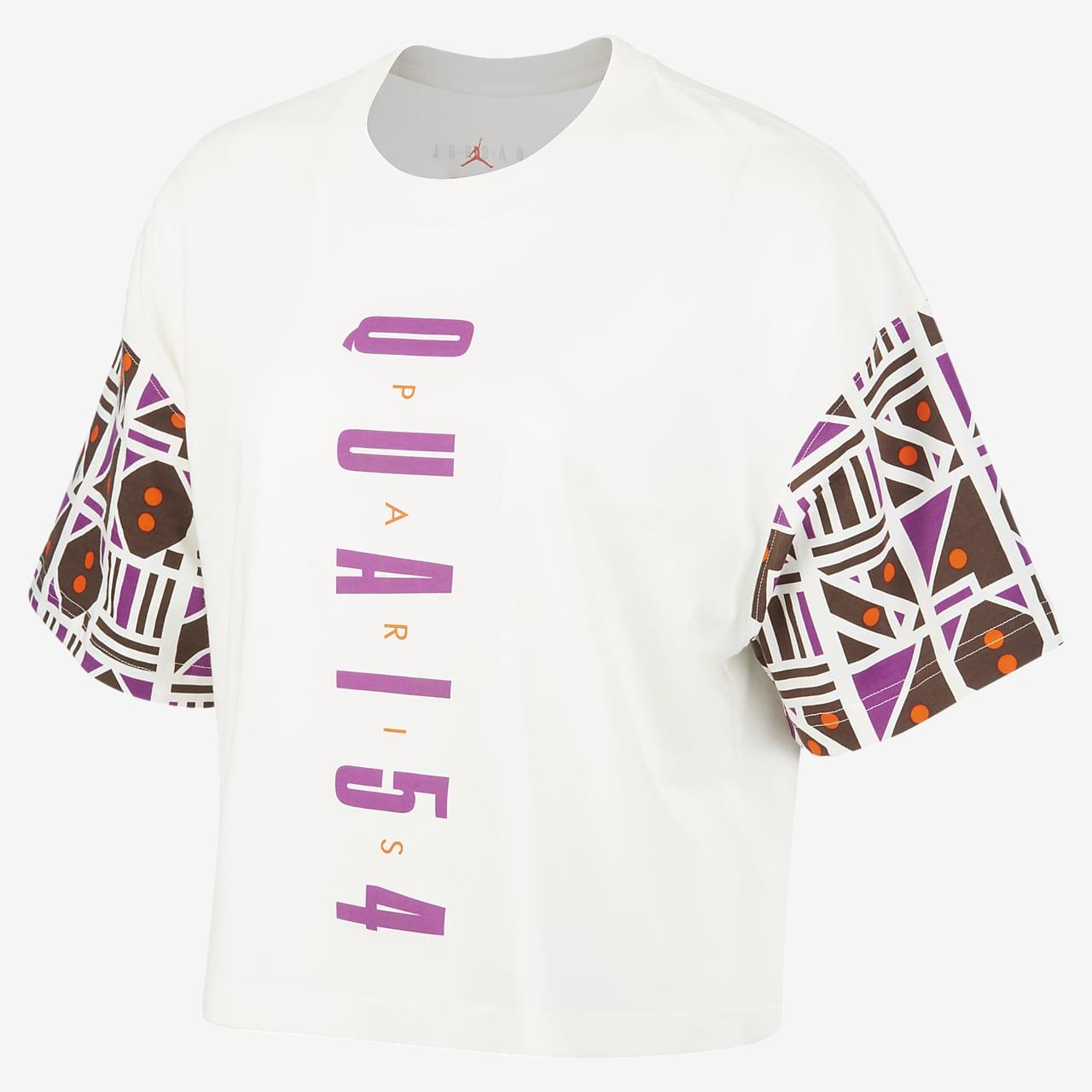 Tee-shirt à manches courtes Jordan Quai 54 pour Femme
