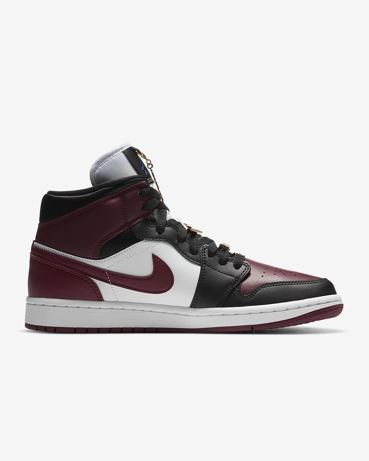 chaussure femme air jordan 1 mid