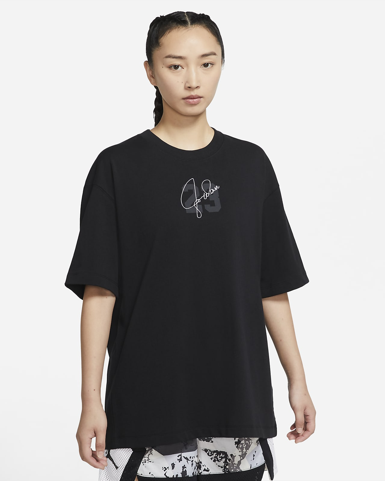 Jordan Essentials 女子短袖印花T恤