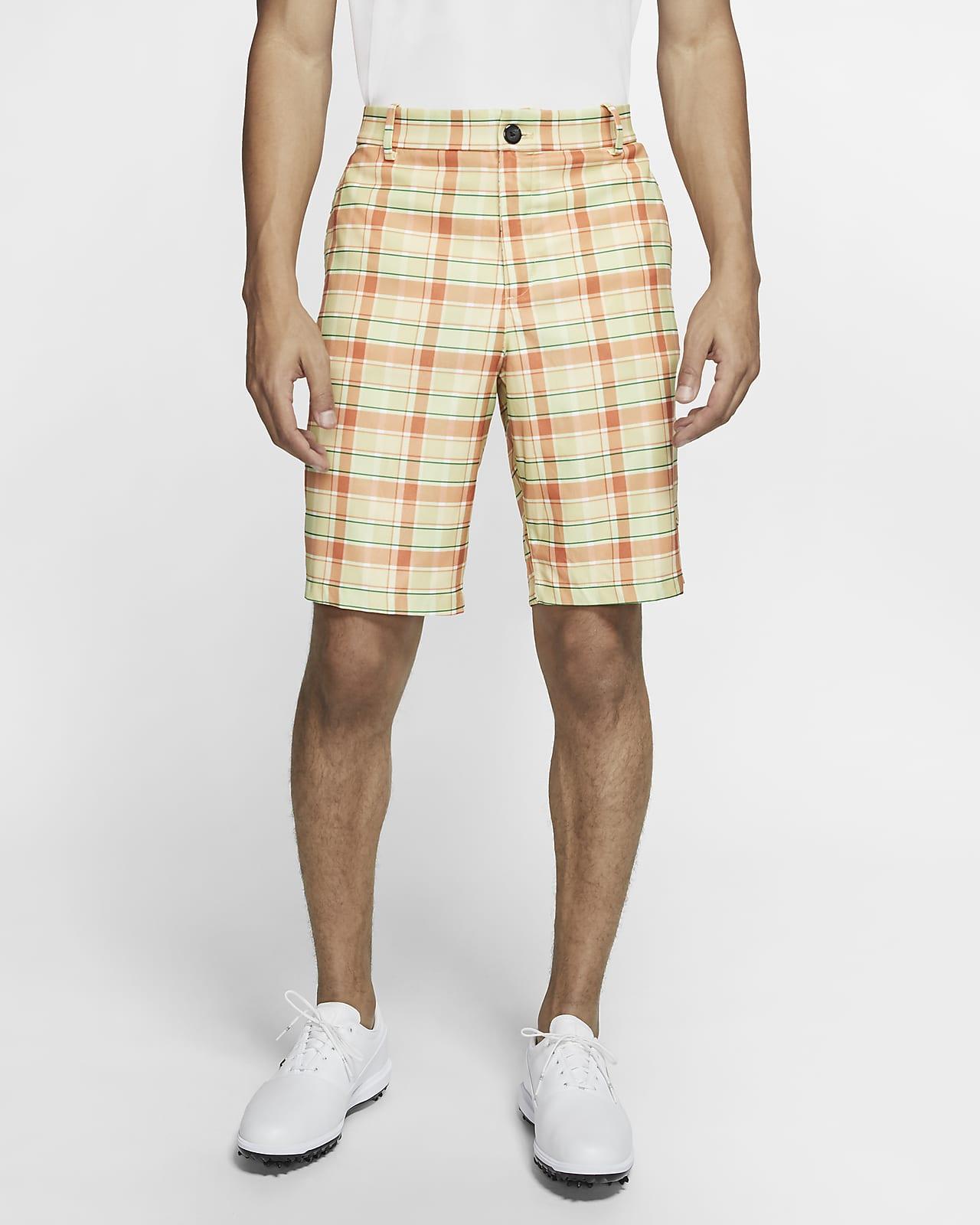 Nike Flex Men's Checked Golf Shorts