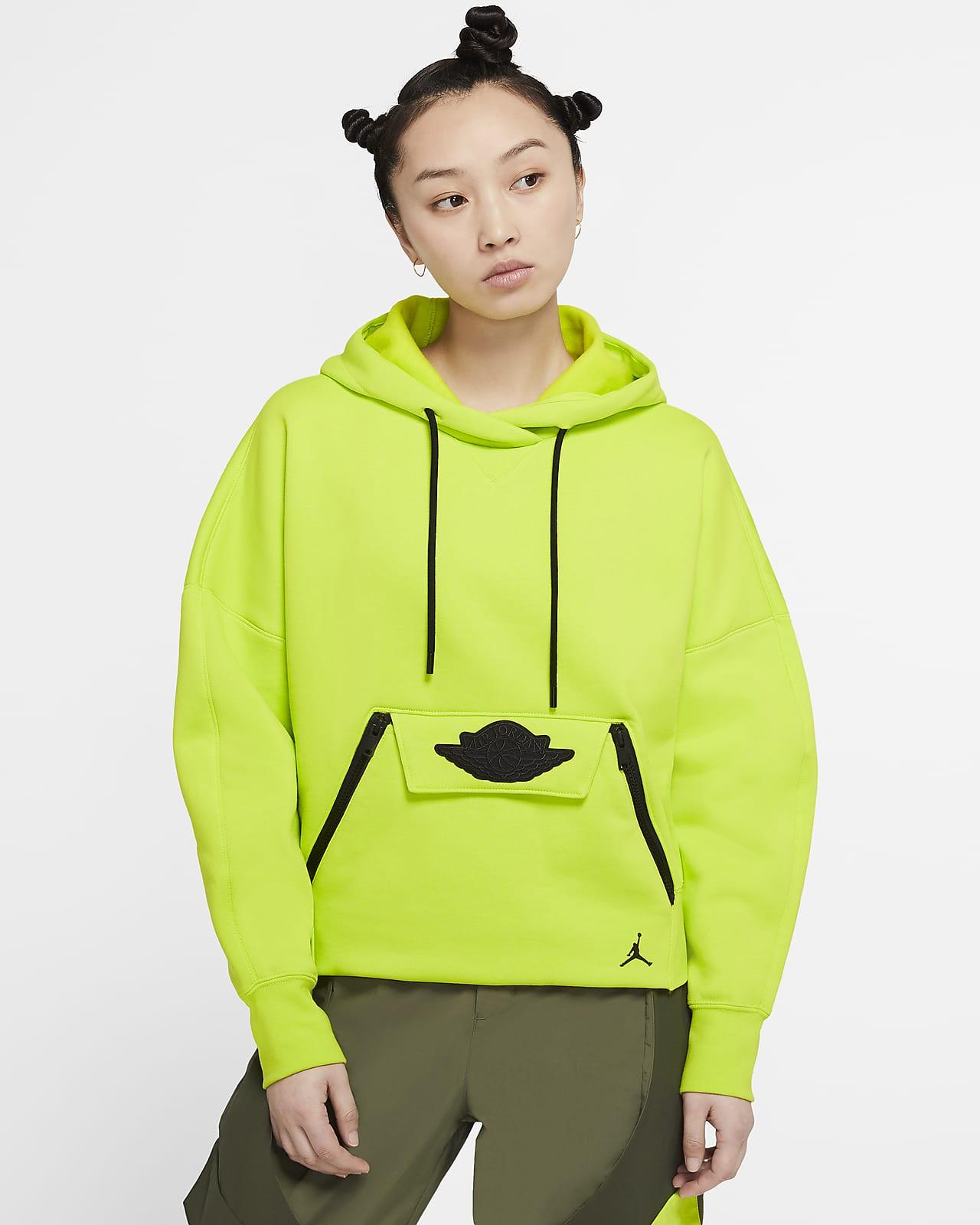 Jordan Women's Fleece Hoodie. Nike JP